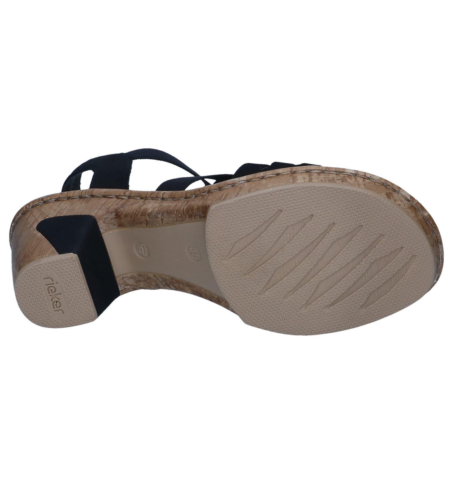 Sandalen Rieker Zwarte Zwarte Zwarte Rieker Rieker Zwarte Sandalen Rieker Sandalen Sandalen QhxtCsBrd