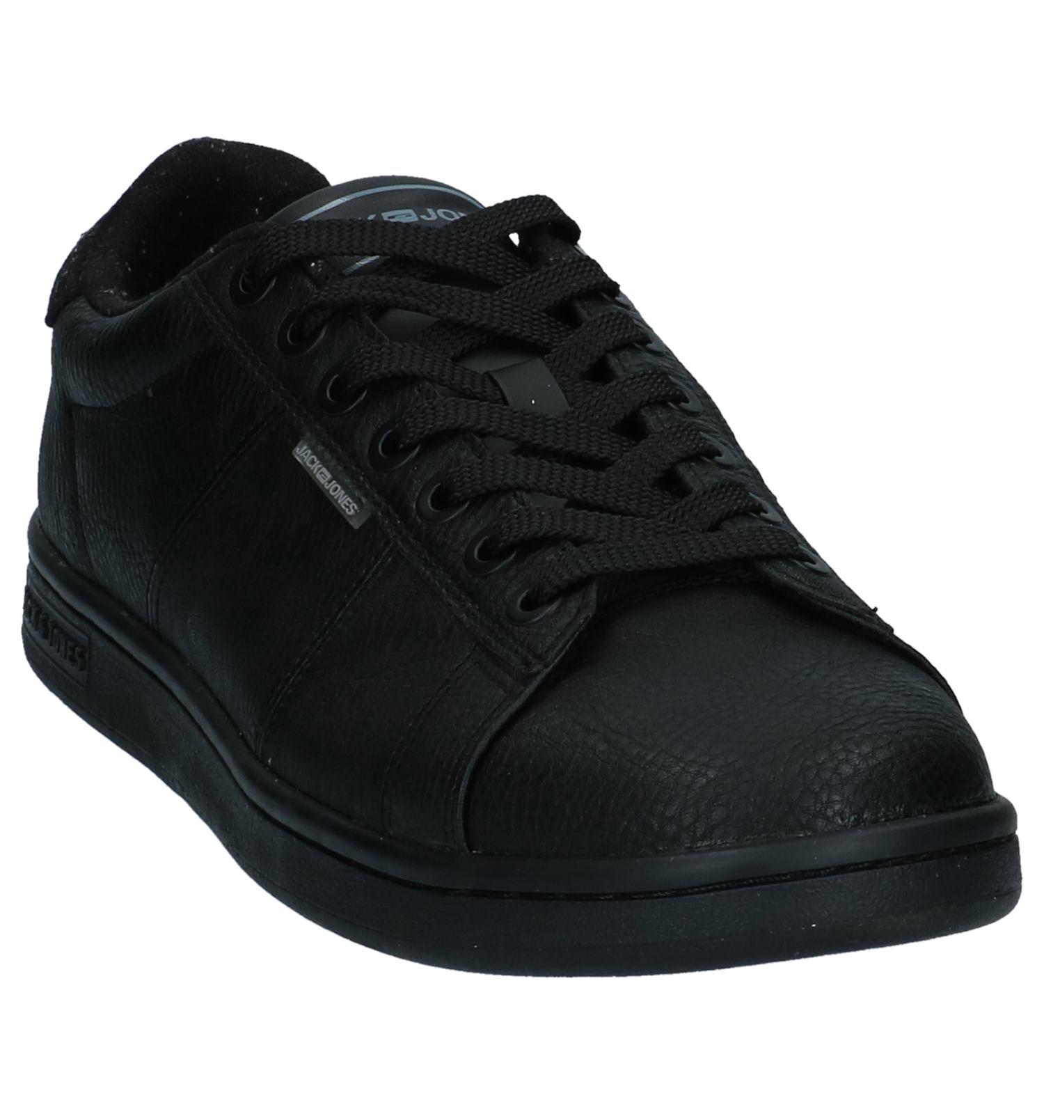 Jonges Sneakers Zwarte Pu Bane Jackamp; 2EHW9ID