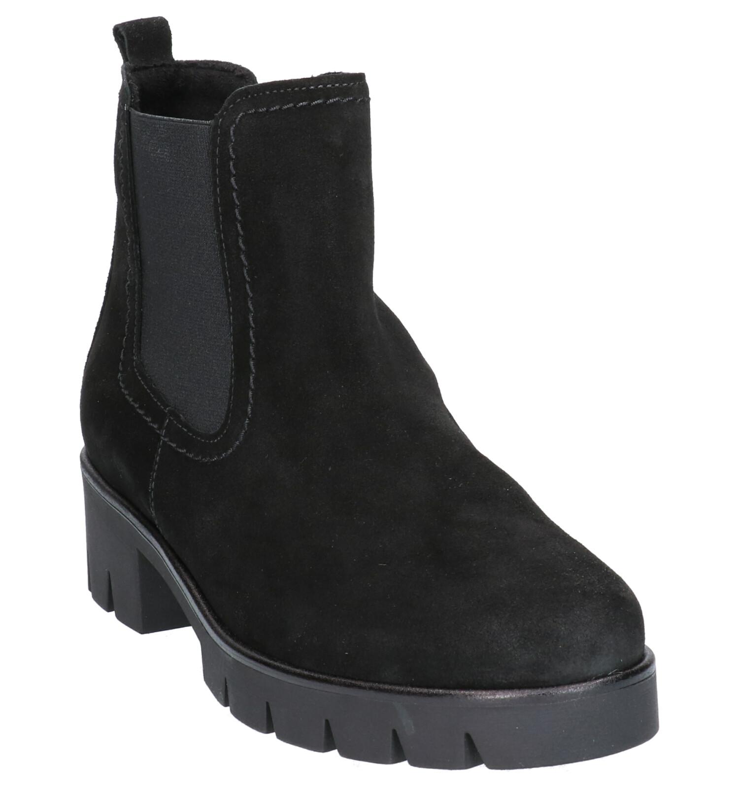 Gabor Chelsea Chelsea Zwarte Zwarte Boots Gabor TPOkZiuX