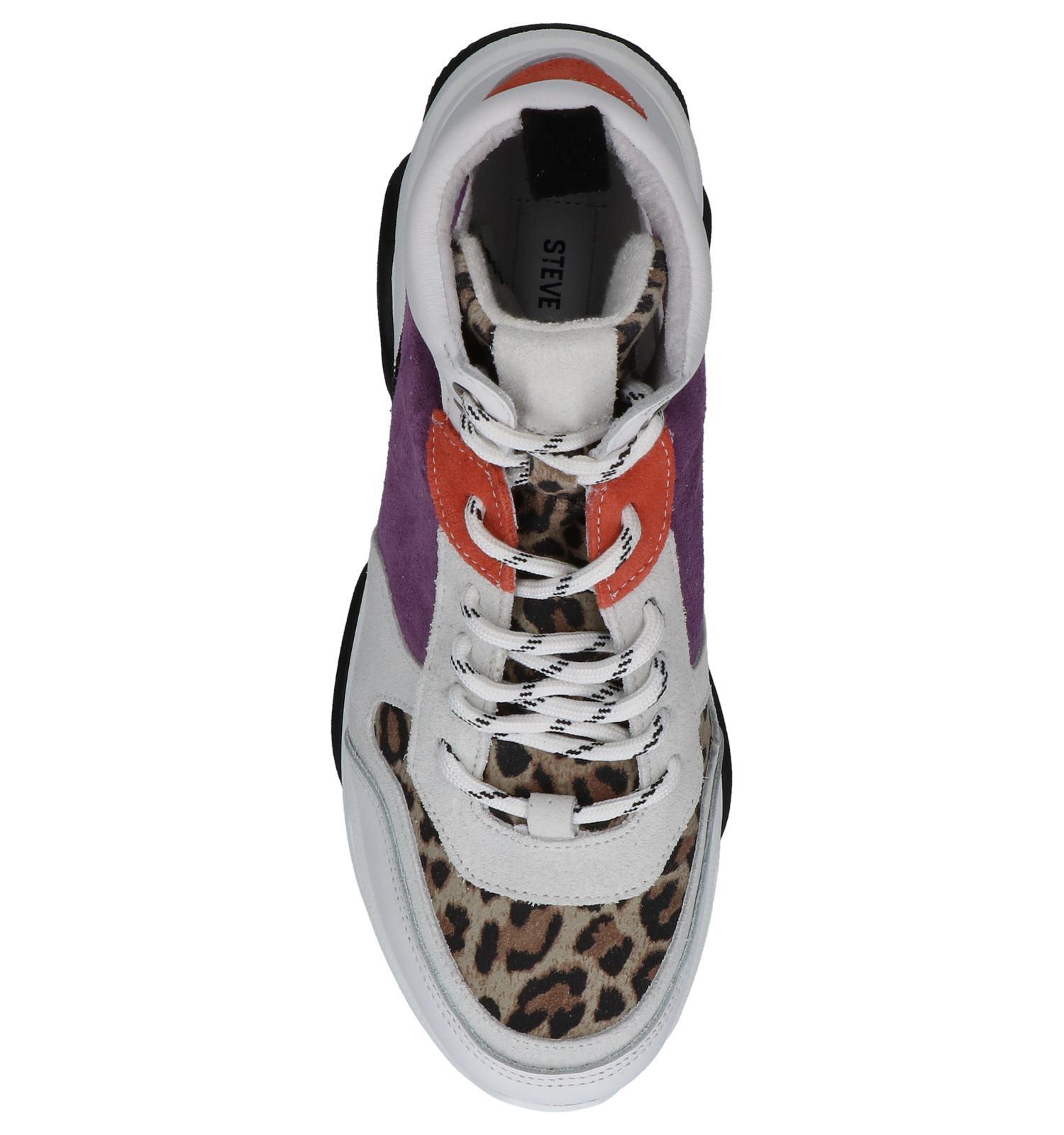 Zova Hoge Sneakers Madden Multicolor Steve VqzLGSUMp
