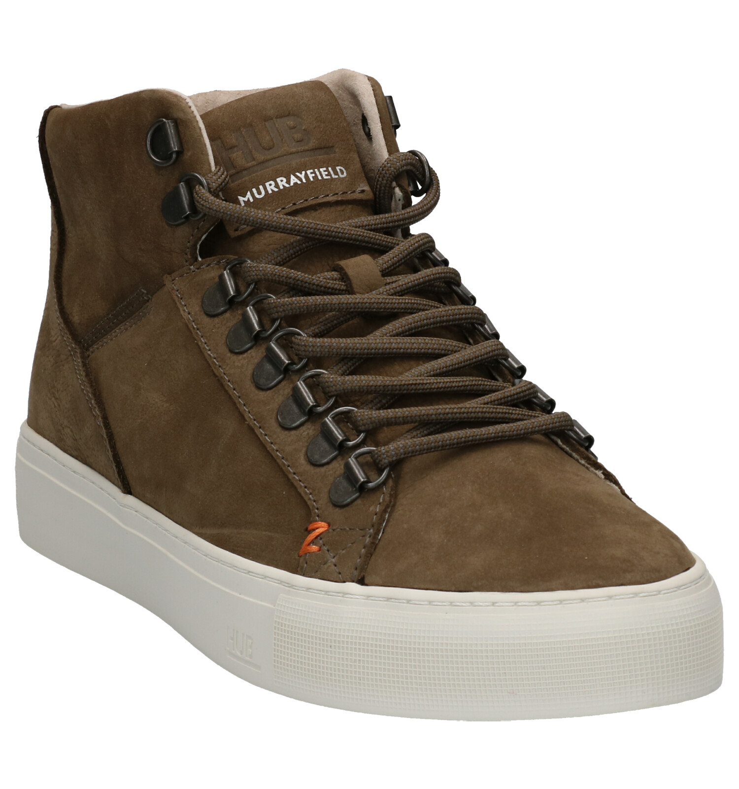 Hub Kaki Murrayfield 2 Sneakers 0 jqc354ARL