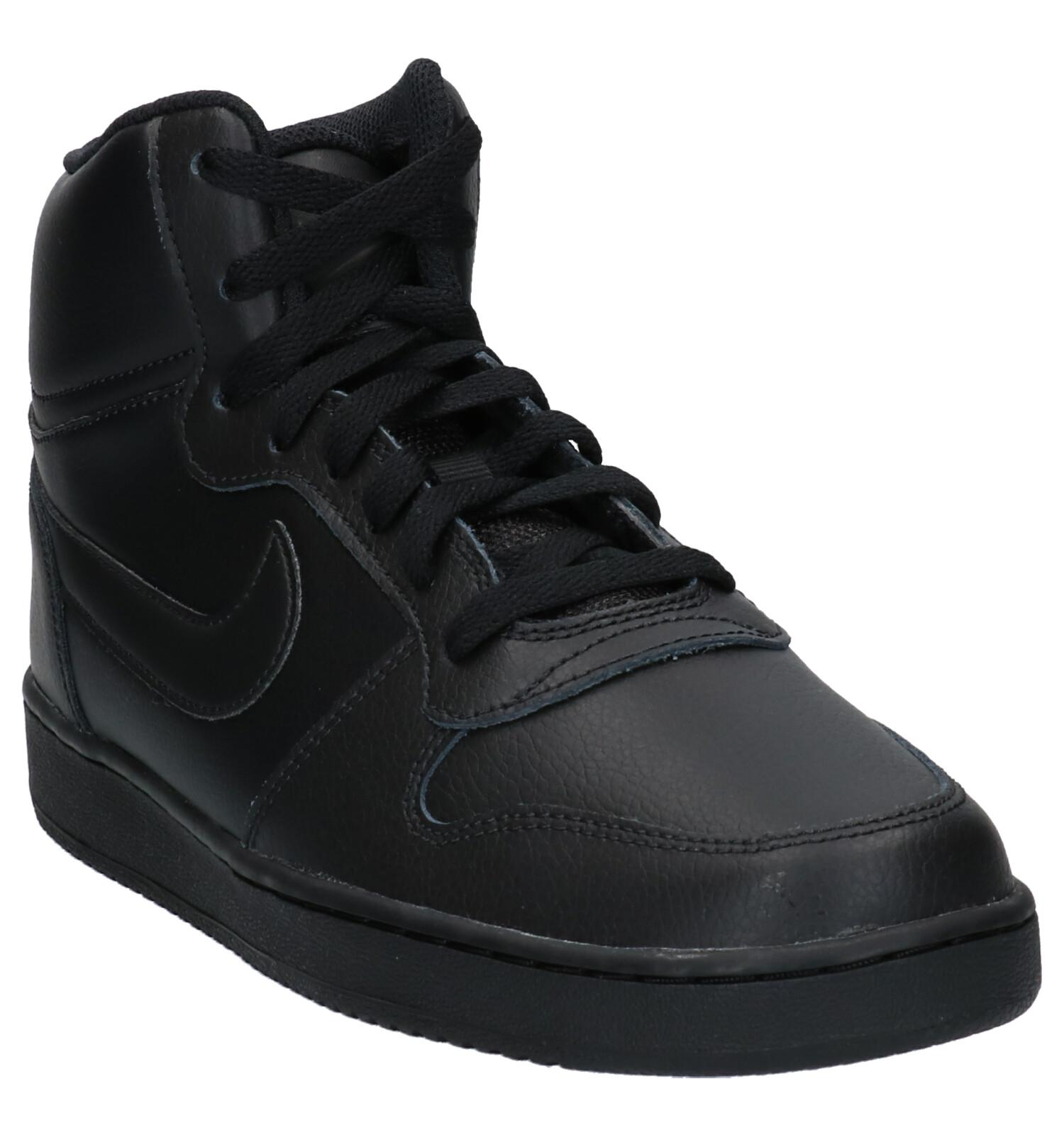 Ebernon Nike Nike Sneakers Zwarte Mid Ebernon bfyg76Yv