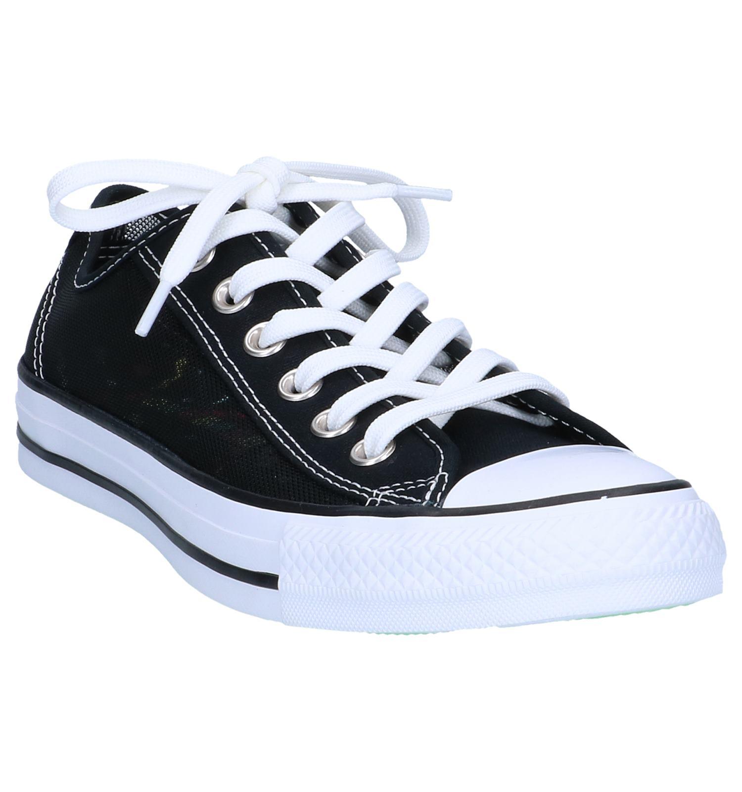 Star All Sneakers Zwarte Ox Converse 2WDEIH9