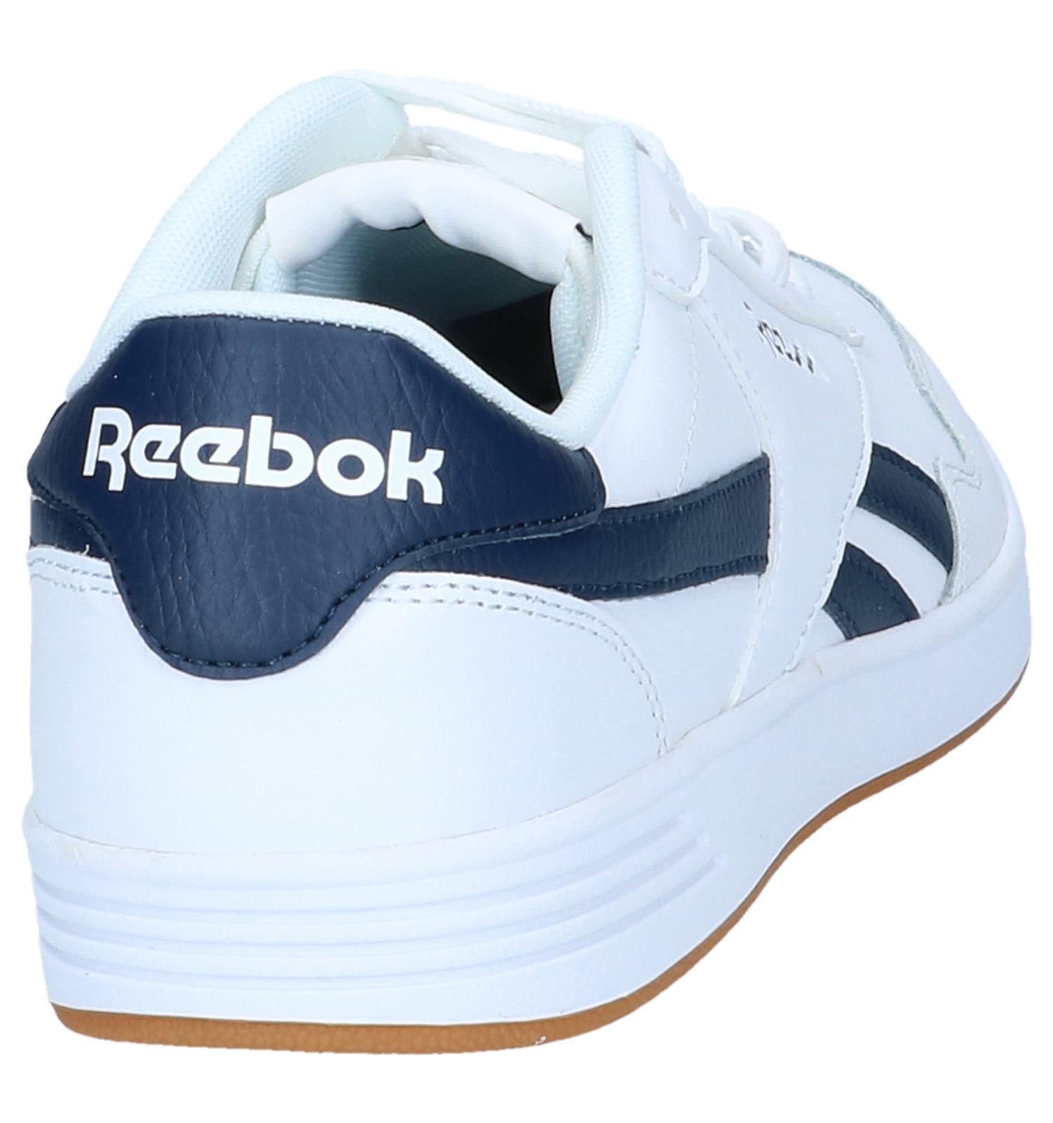 Witte Royal Techqu Sneakers Reebok | SCHOENENTORFS.NL