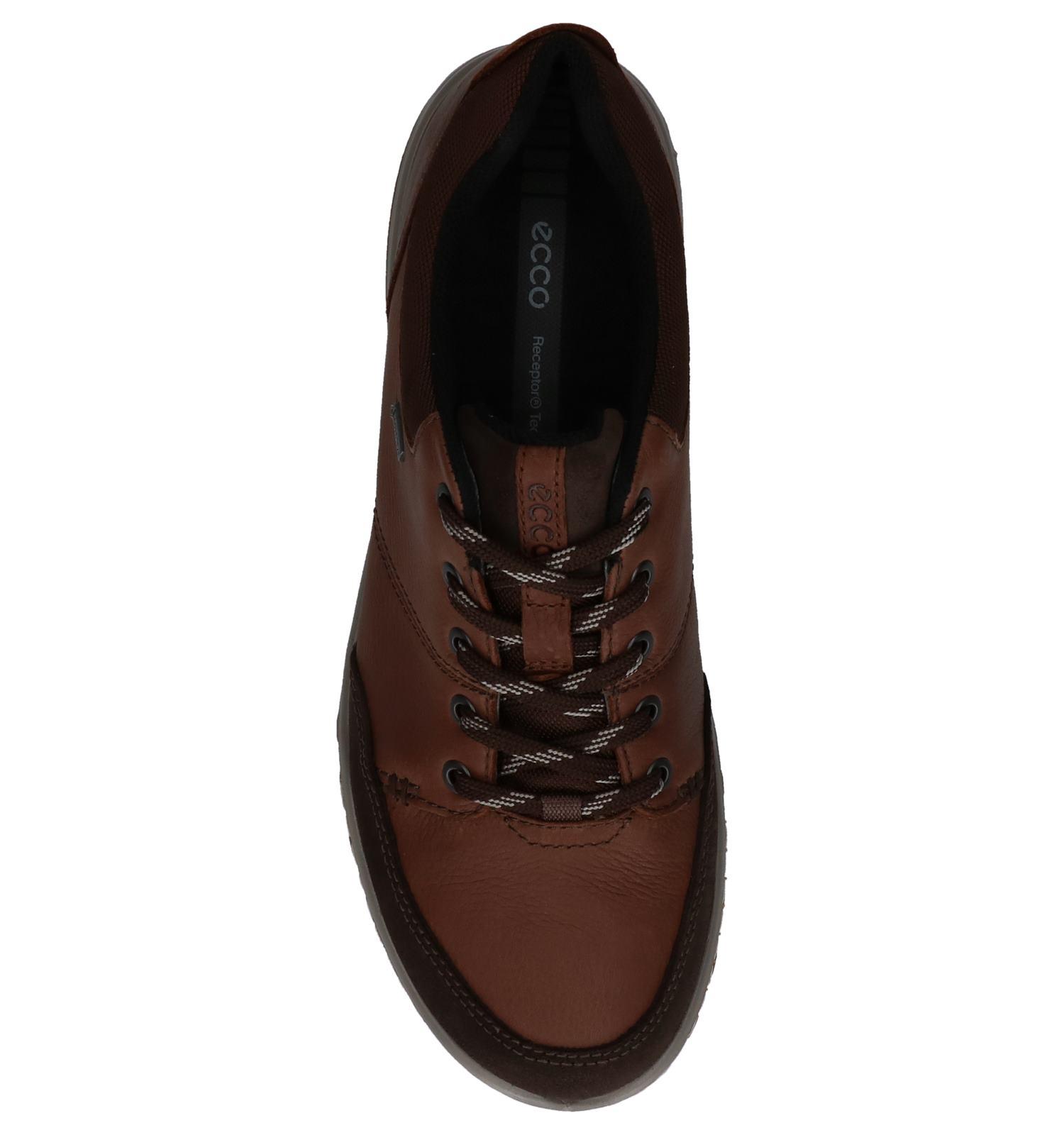 Ecco Casual Urban Bruine Schoenen Lifestyle ZOPukXTi