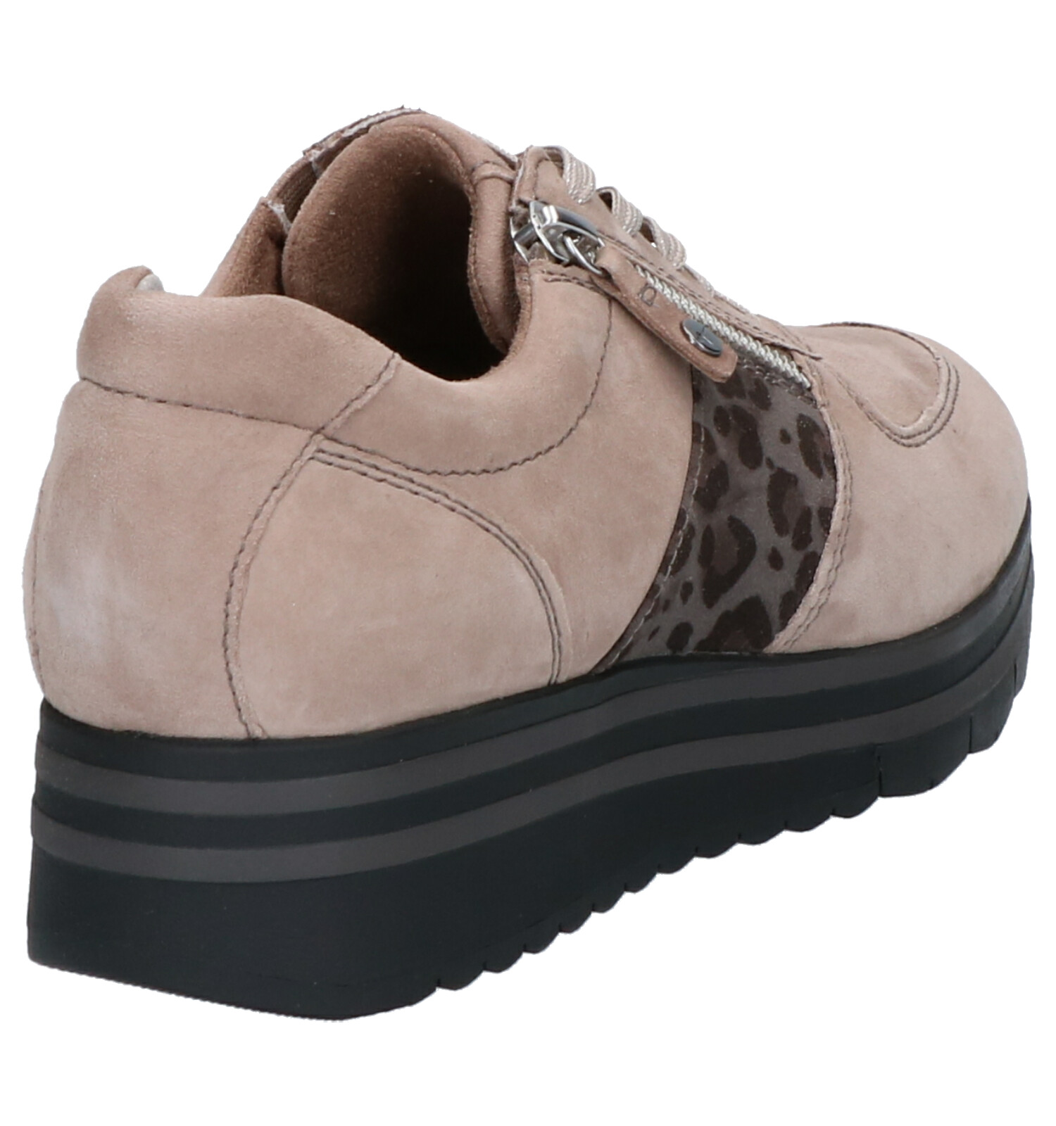 Sneakers Tamaris Taupe Fit Taupe Tamaris Relaxed Relaxed Fit lJTFcu135K