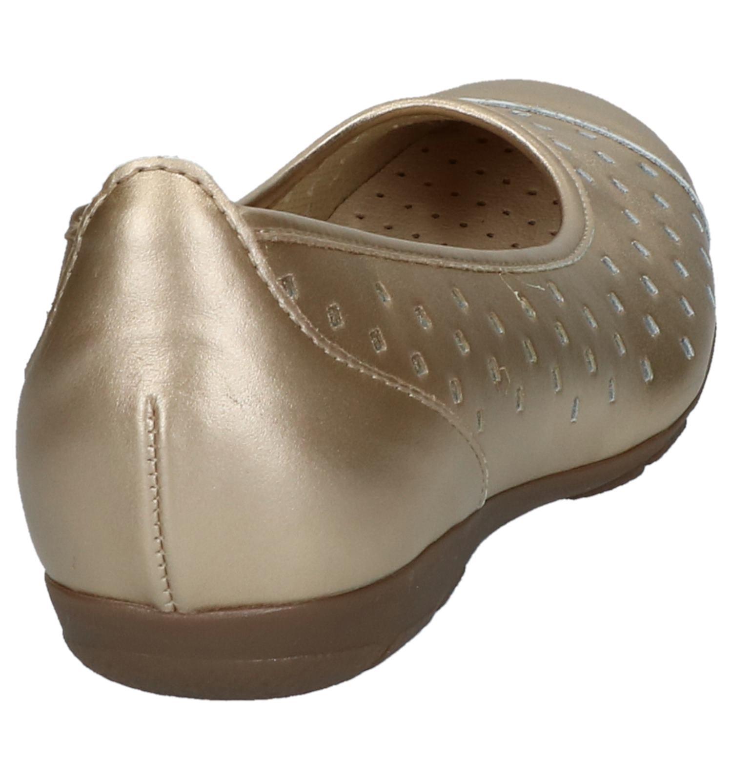 Klassieke Goud Ballerina's Ballerina's Goud Klassieke Hovercraft Gabor u3cTFl1KJ