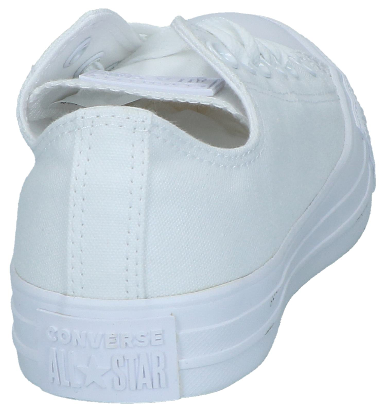 Taylor As Converse Ox Sneakers Witte Chuck cTlFJ31K