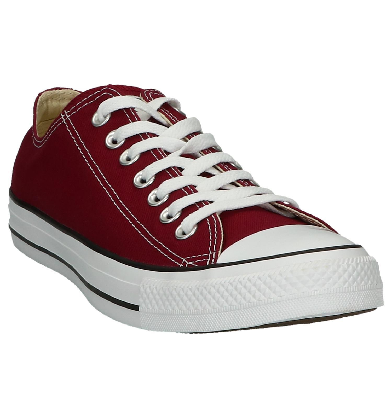 Converse Bordeaux Chuck Sneakers All Star Taylor wON8kXnP0