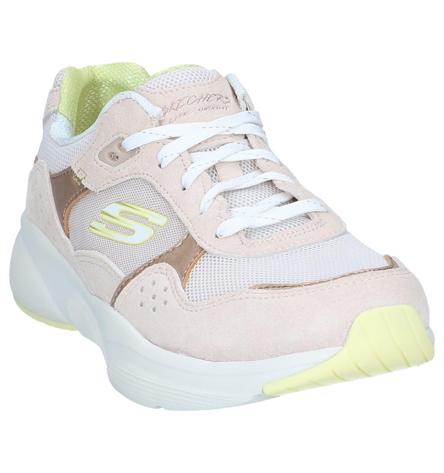 Sneakers No Worries Pastelroze Skechers Meridian 6IbyvmYf7g