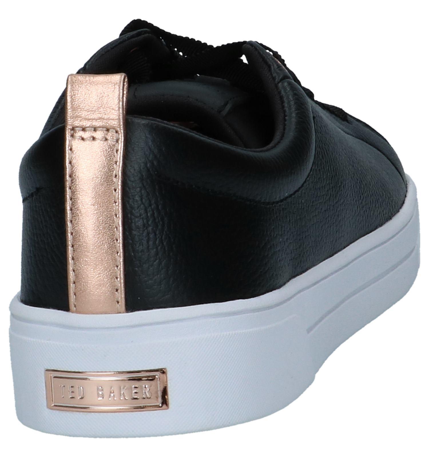 Zwarte Zwarte Ted Ted Gielli Baker Baker Sneakers 34LRA5j