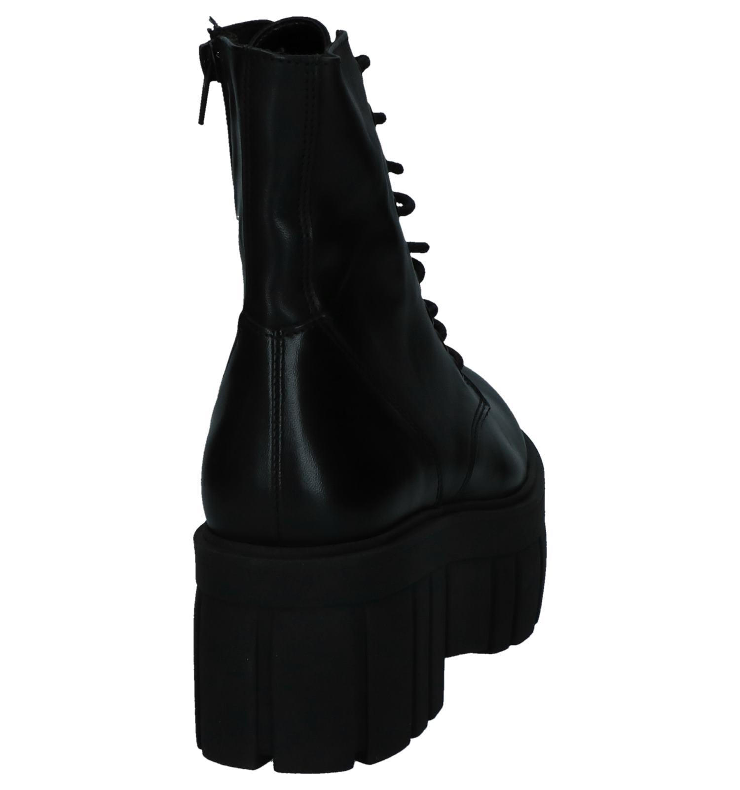 Dikke Spm Zwarte Zolen Brave Met Boots GqSzpMVjLU
