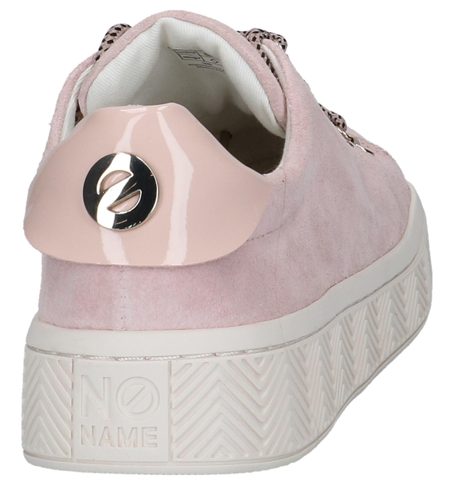 No Licht Sneakers Name Roze Ginger uTFK35Jl1c