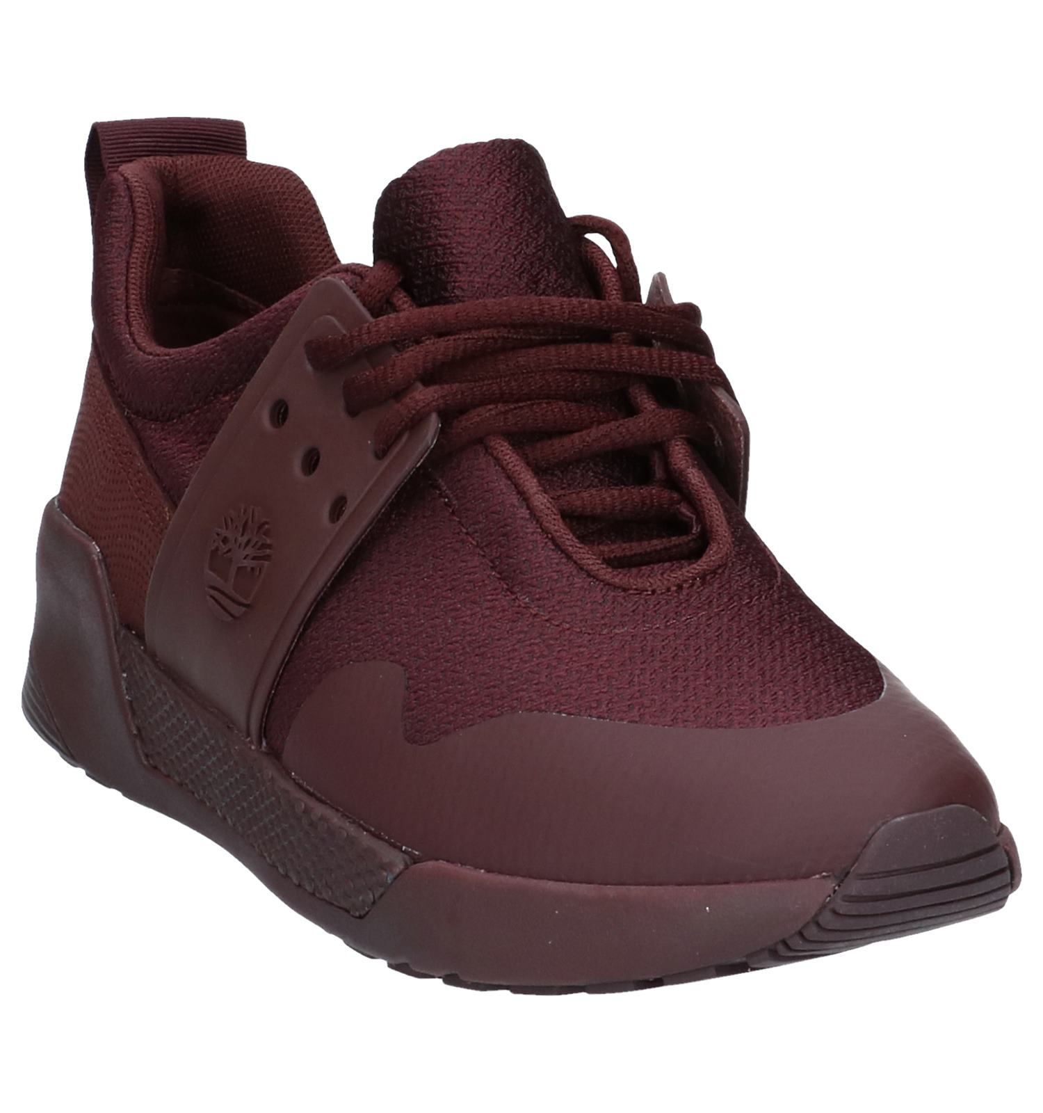 Lage Bordeaux Sneakers Timberland Up Kiri Knit Geklede E2ID9YWH