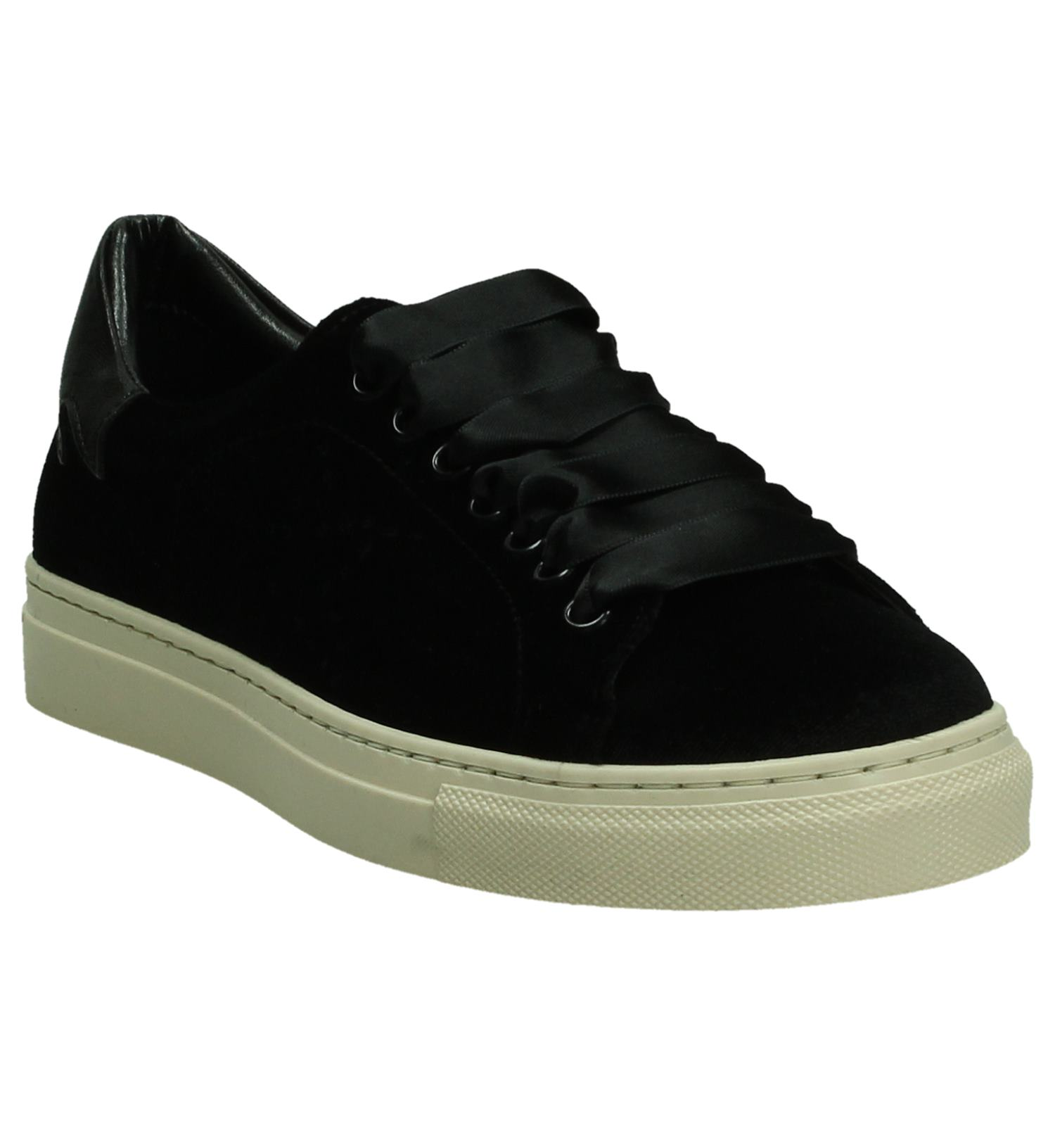 Sneaker Fluwelen Gio Zwarte Fluwelen Gio Zwarte Sneaker f6gyv7mYIb