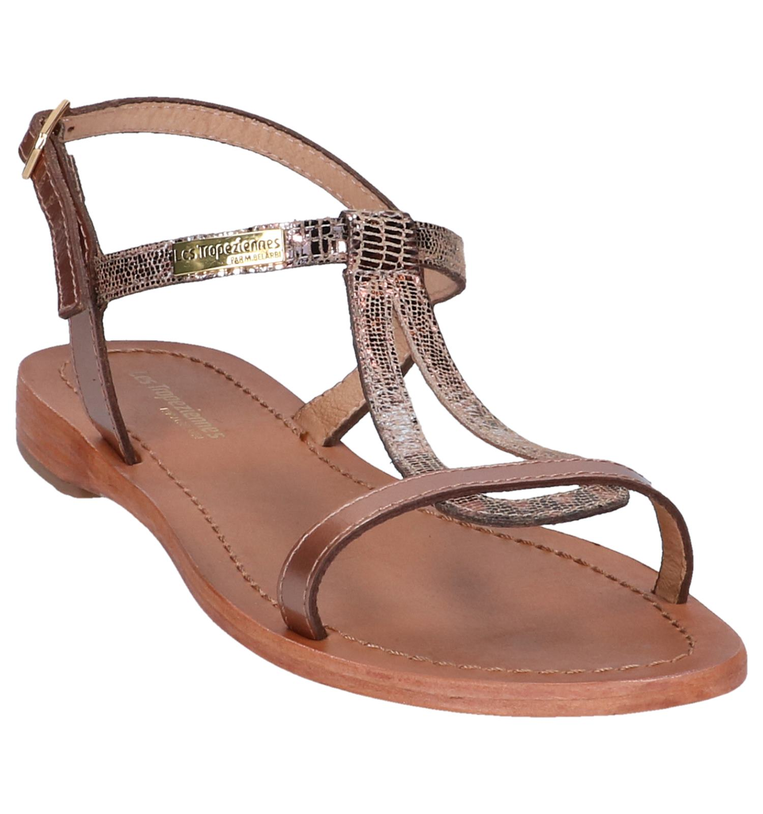 Sandalen Hamat Les Tropeziennes Les Bronzen Sandalen Tropeziennes Bronzen Les Sandalen Bronzen Hamat 7gb6fy