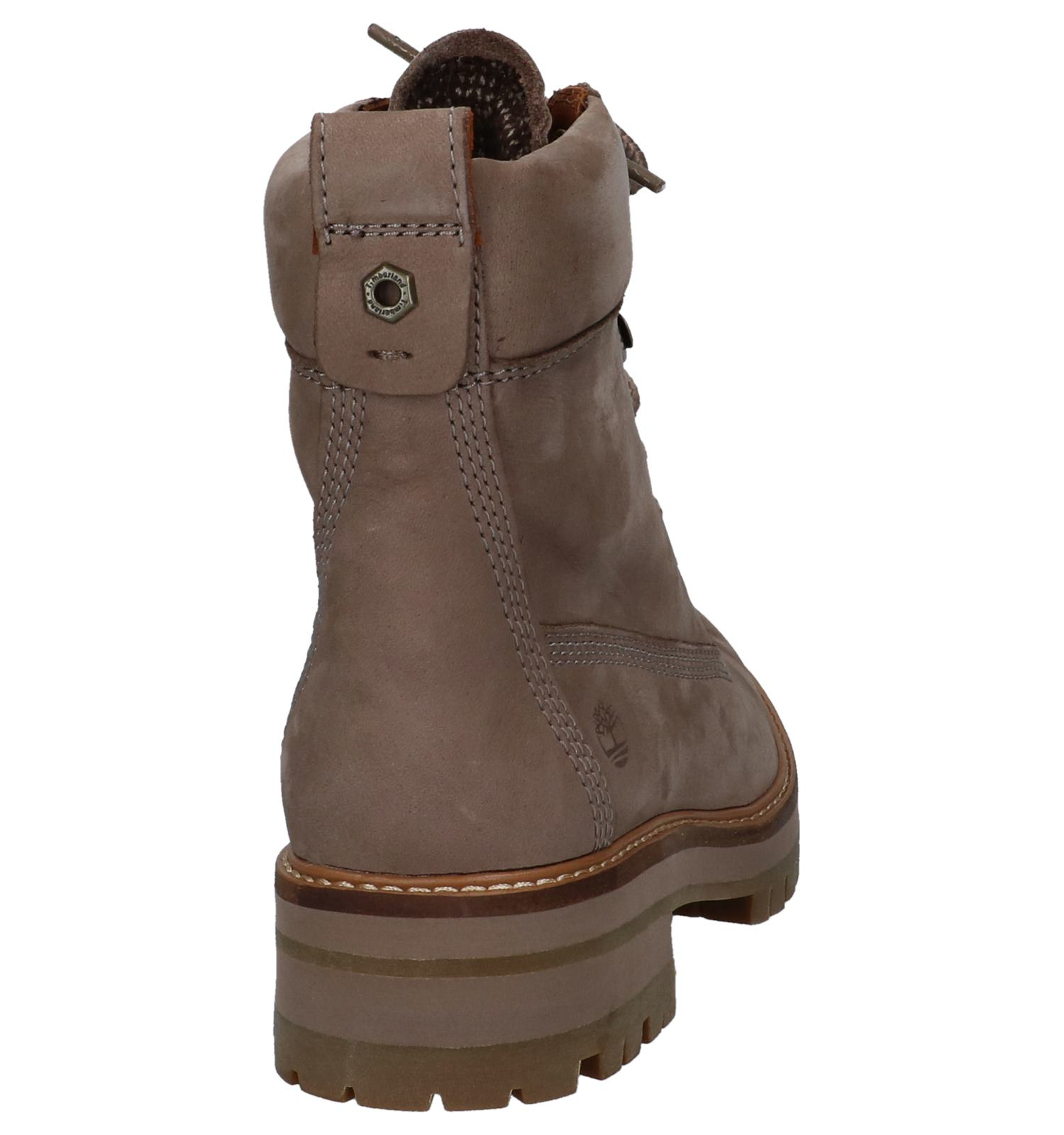 Taupe Taupe Valley Veterboots Courmayeur Timberland TOPkXZui