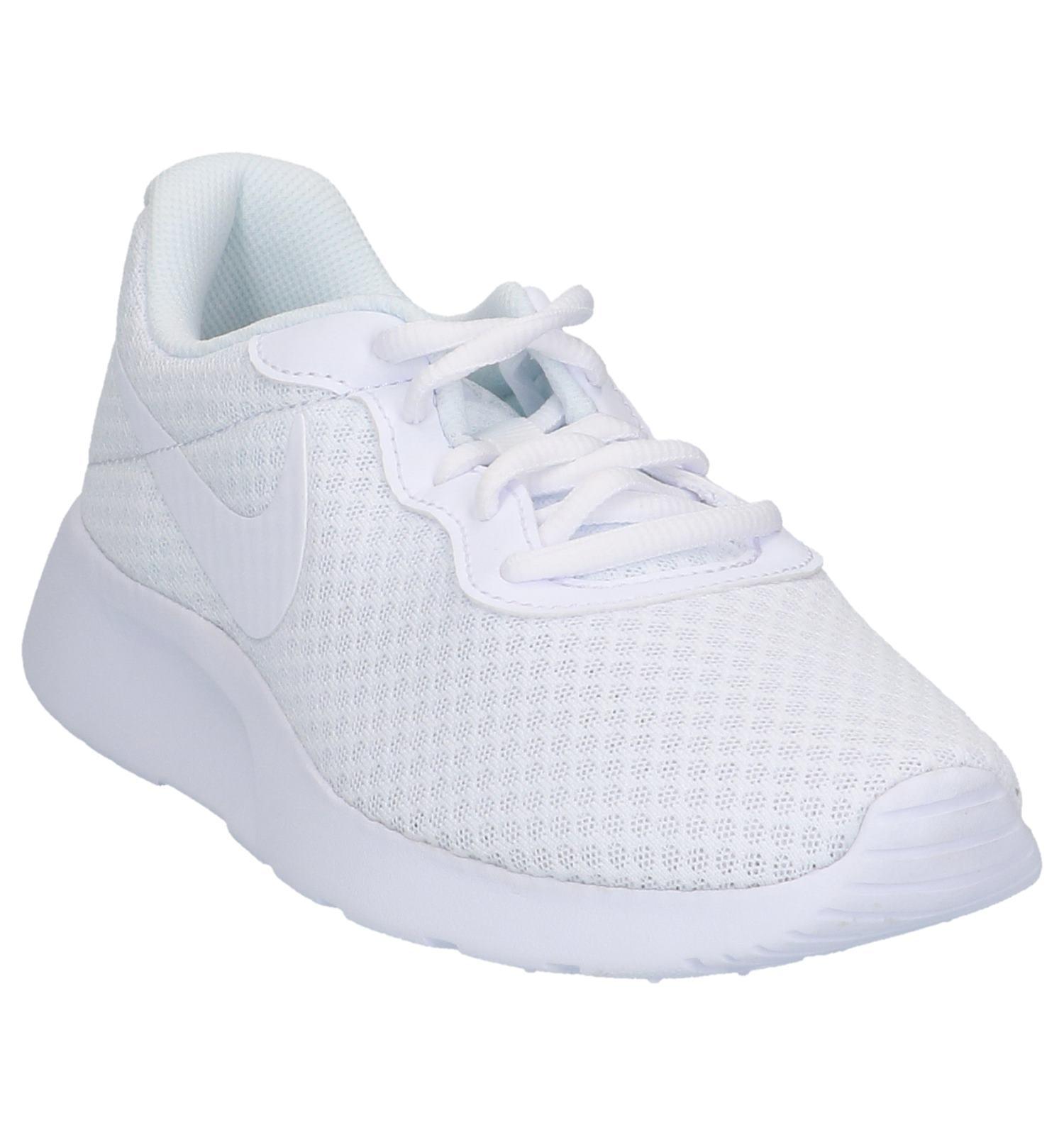 Nike Sneakers Tanjun Tanjun Sneakers Witte Nike Witte IYEHD9beW2