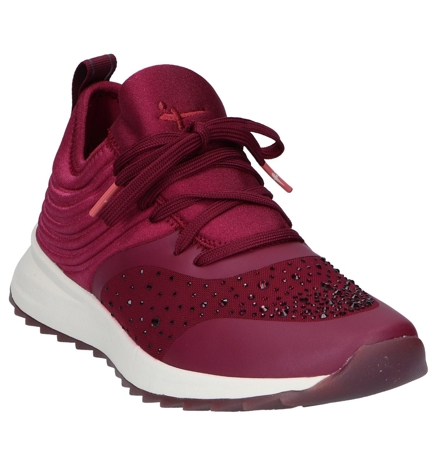 on Fashletics Sneakers Bordeaux Slip Tamaris c34jRLAq5