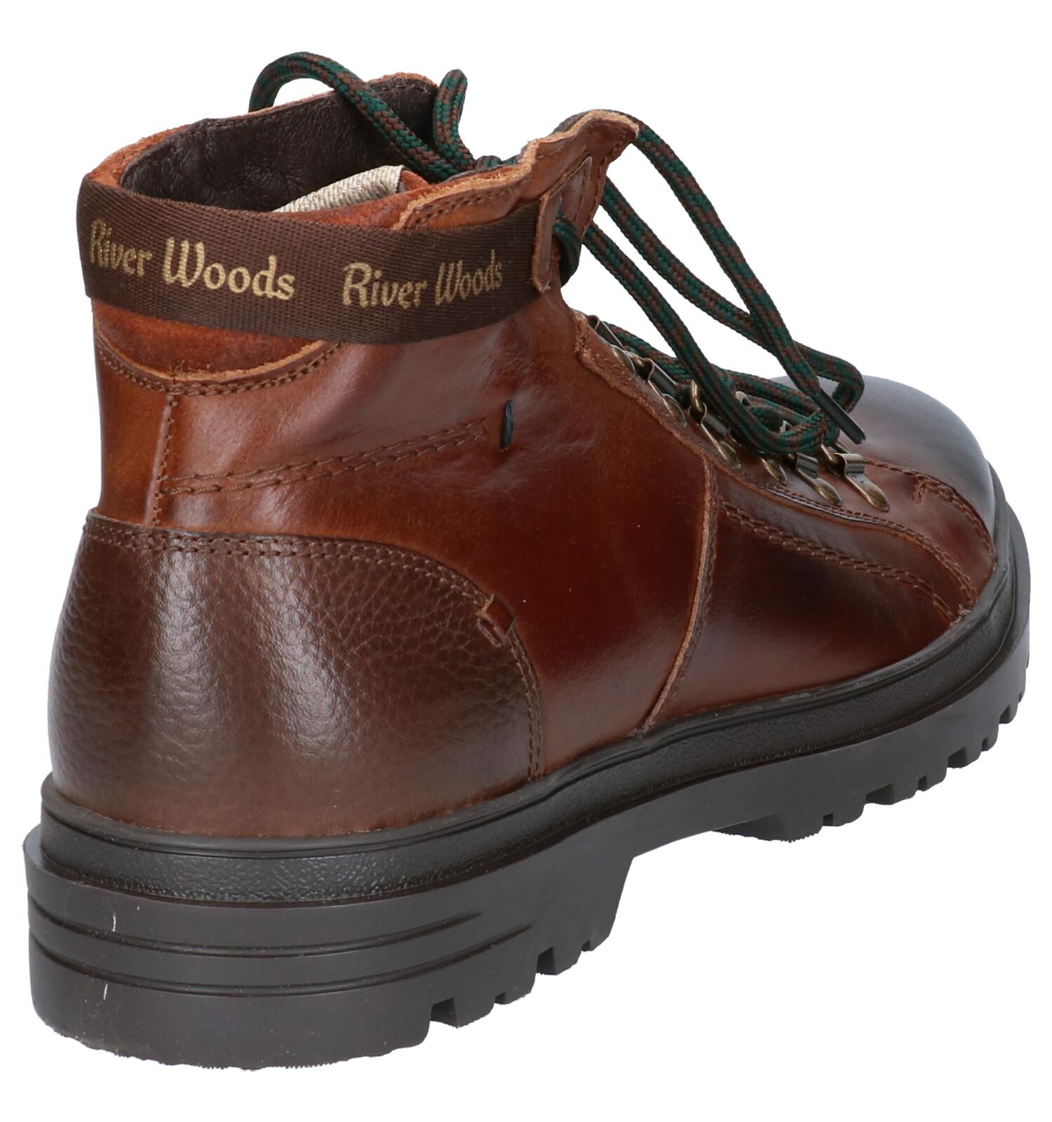 River Boots Woods River Woods Rio Cognac lcF1KJ
