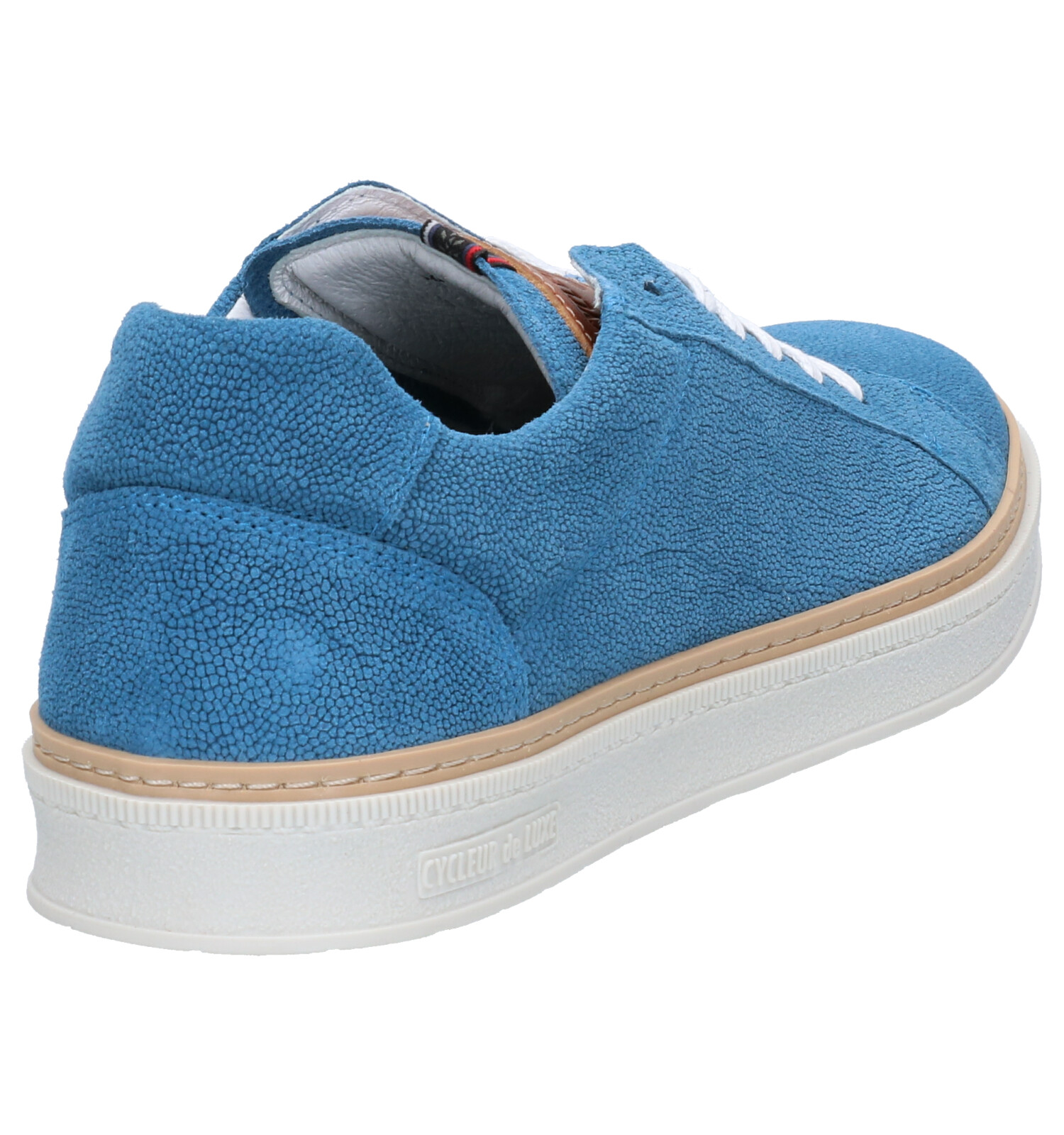 Cycleur Veterschoenen Luxe De Blauwe Beaumont 8vmNwn0