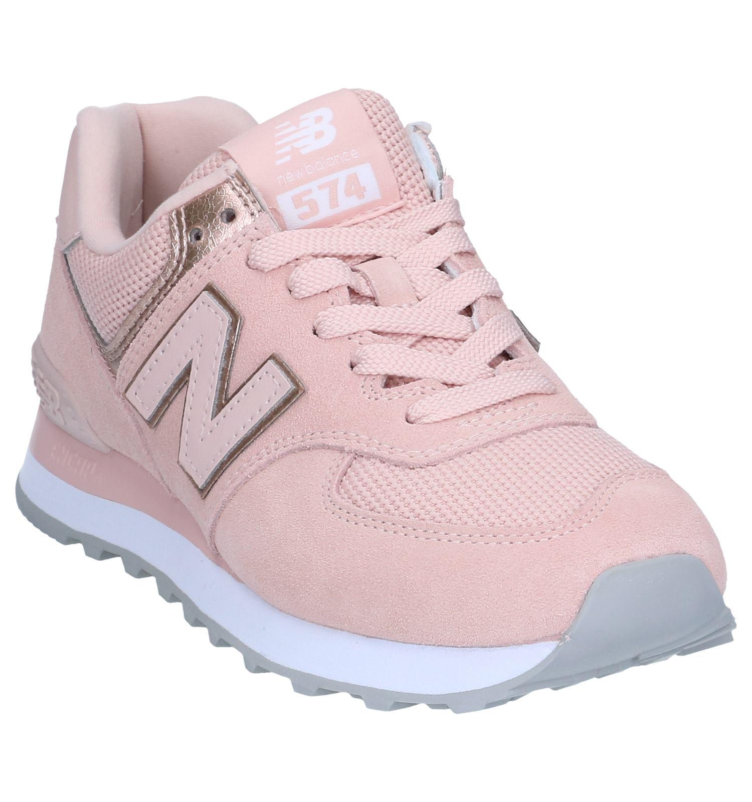 Roze Balance Sneakers Wl574 New O08nkwP