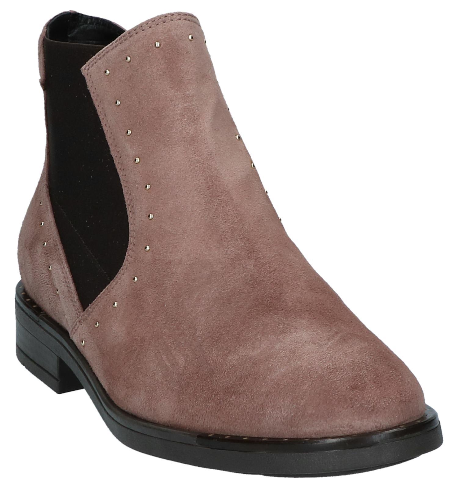 Gadea Boots Donkerroze Donkerroze Chelsea Chelsea PkTZOwiuXl