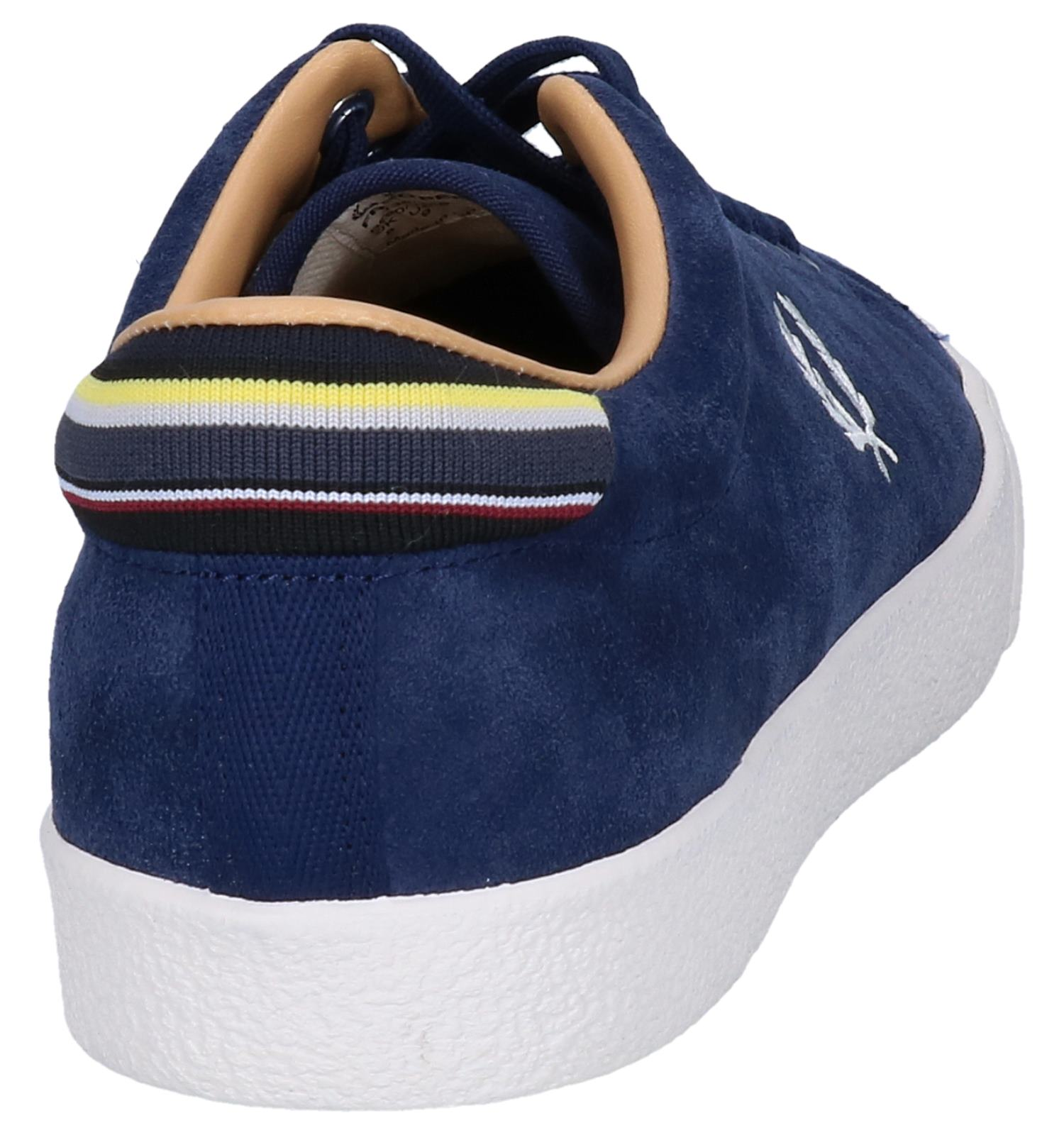 Fred Sneakers Fred Perry Donkerblauwe Donkerblauwe Sneakers Fred Perry Sneakers Perry Donkerblauwe Donkerblauwe rdtsQhxC