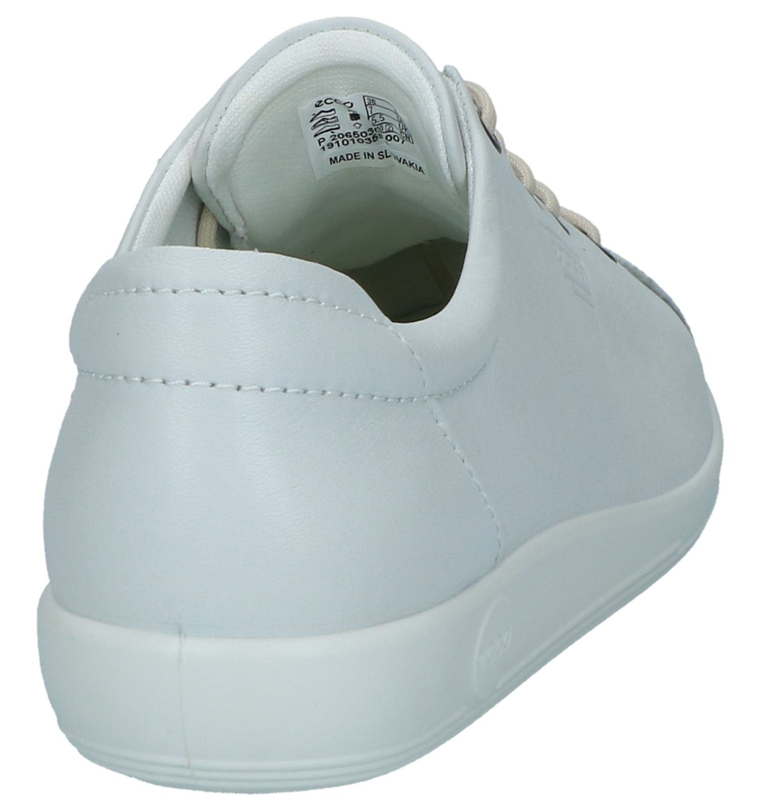 Witte 2 Ecco Veterschoenen Soft 0 ARj54L