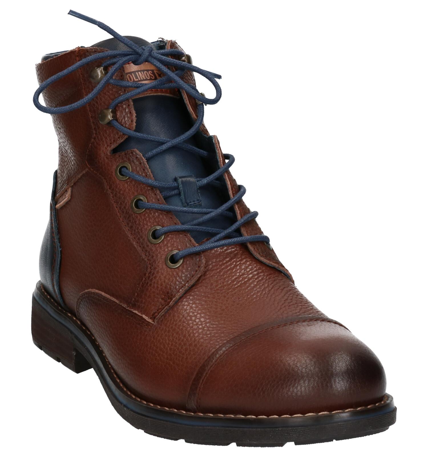 Bruine Pikolinos York York Pikolinos Bruine Boots dCBxoerW