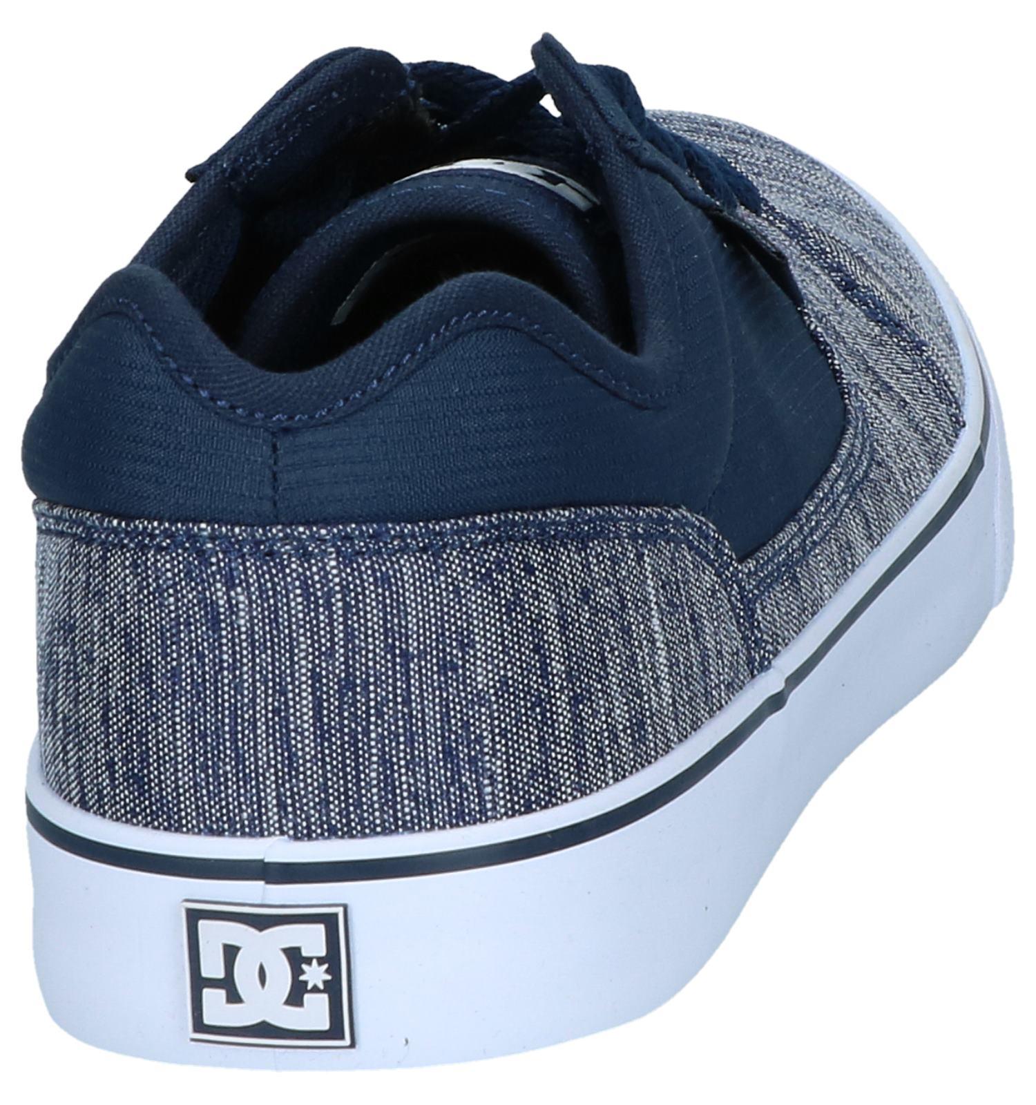 Se Dc Tx Shoes Sneakers Donkerblauwe Tonik Skate jpVLzqSUGM
