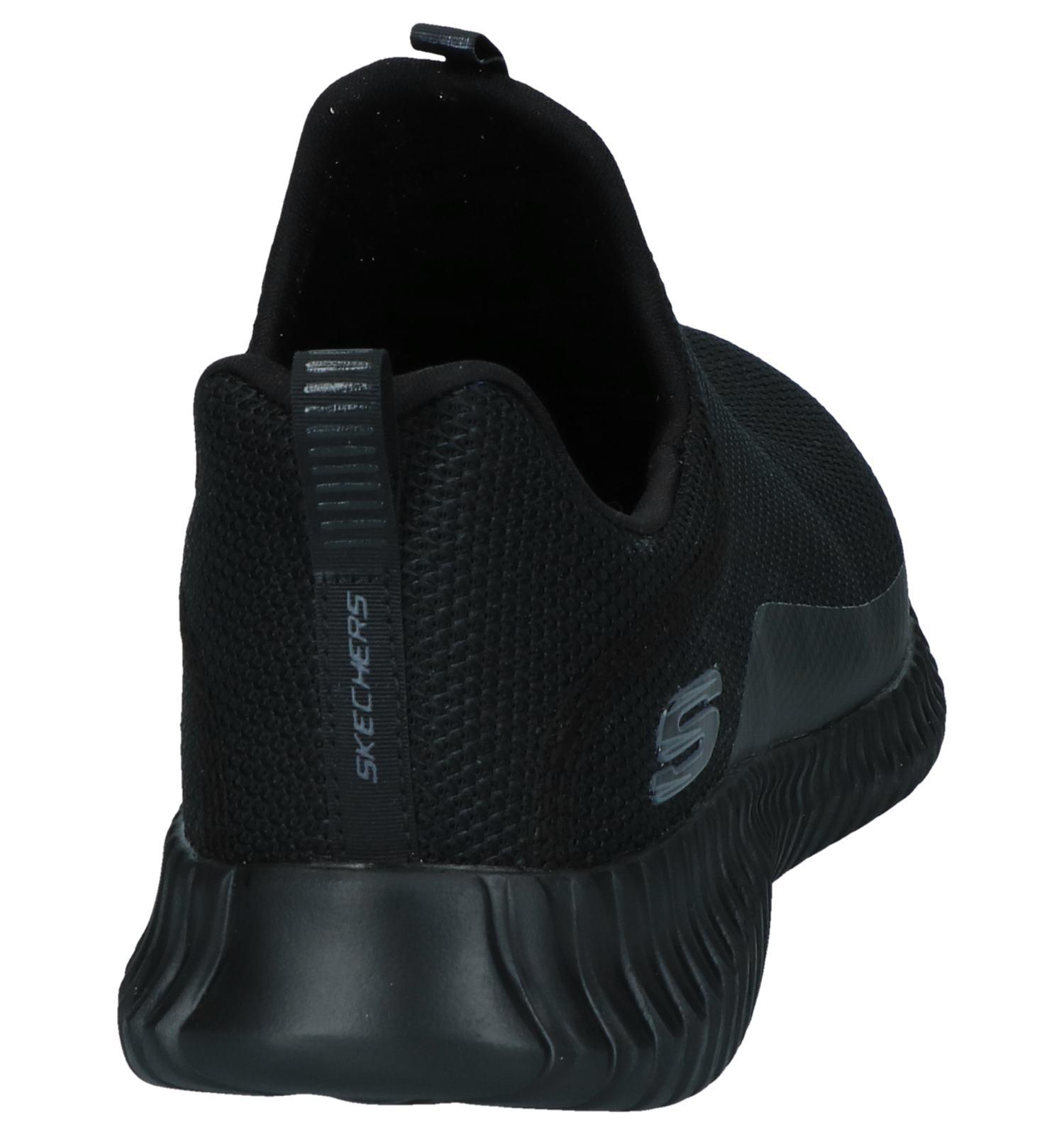 Slip Sneakers Memory on Foam Zwarte Skechers yPn8wvmN0O