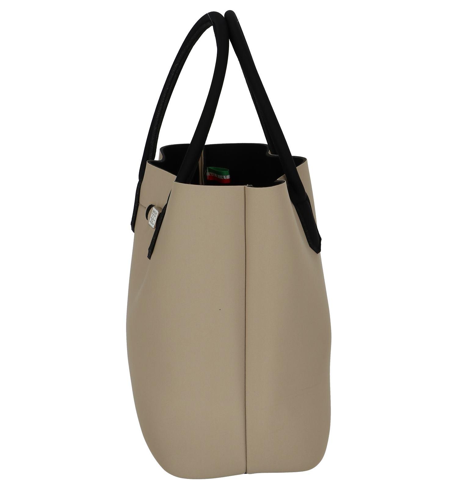 Popstar Save Beige Shopper Bag My HYW2EI9D