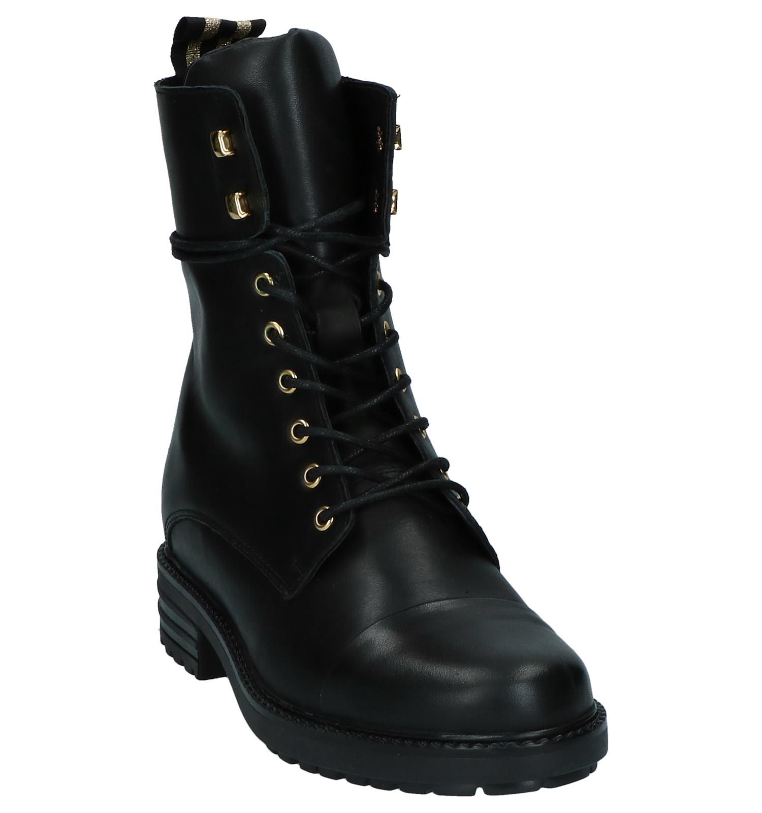 Boots Poelman Stoere Met Zwarte Glitters dQxBeCWro