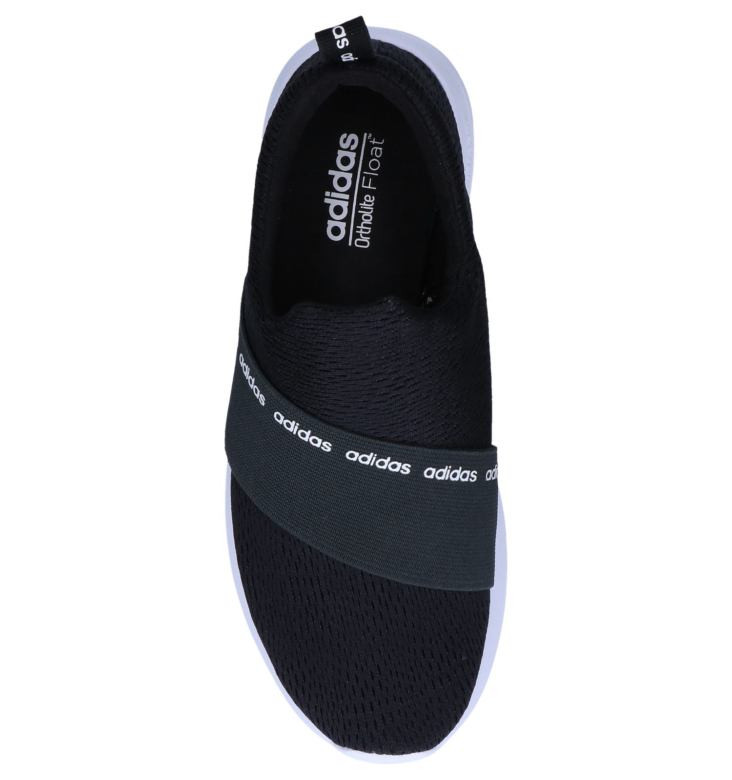 Zwarte Slip on Sneakers adidas CF Refine Adapt