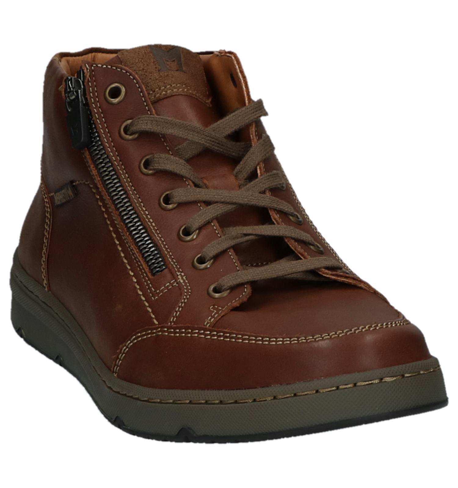 Met Jules Kansas Veters Mephisto Ritsamp; Boots Bruine OwXnP80k
