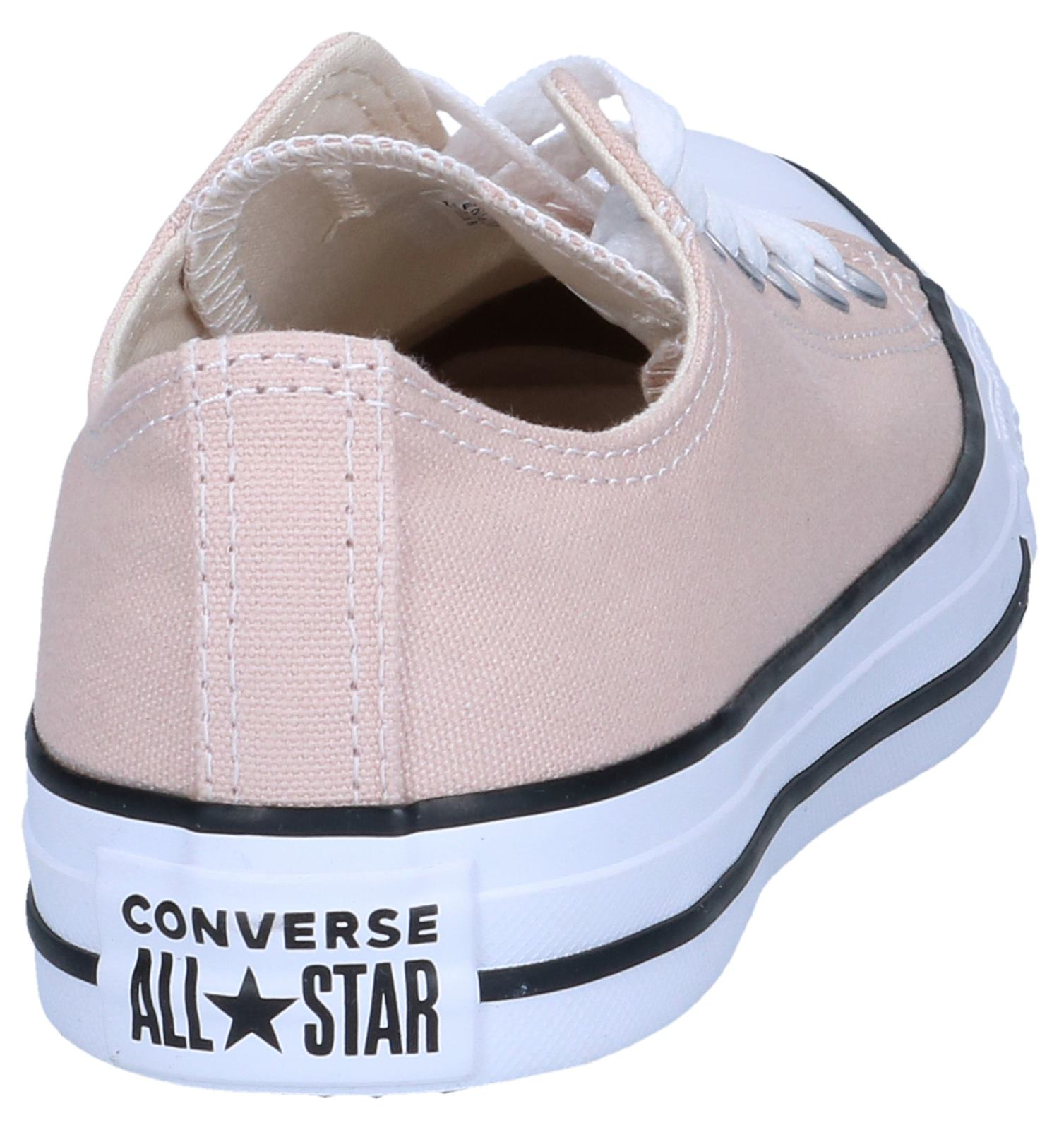 Converse Sneakers Ox Chuck Donkerbeige Taylor Star All CdQxWBoer