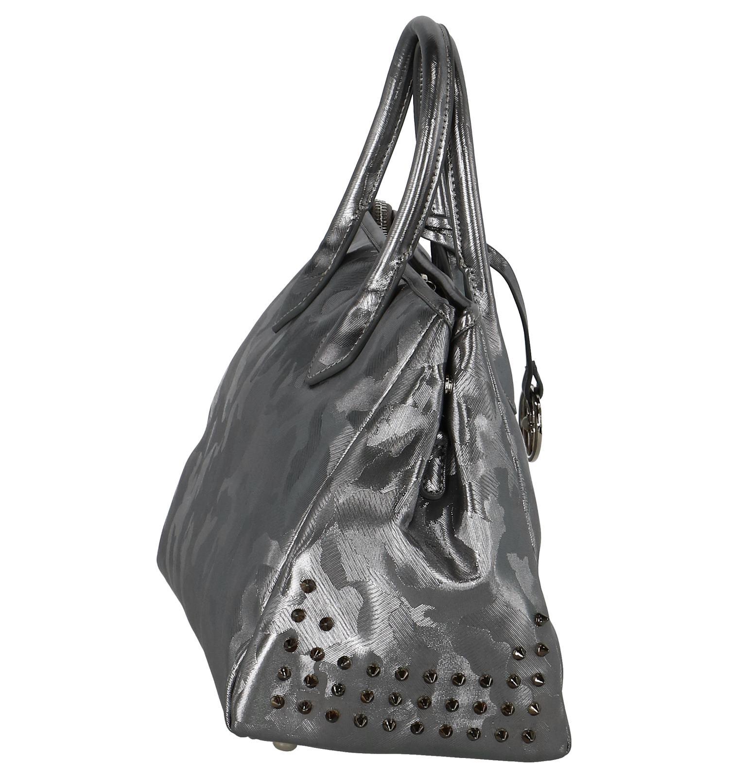 Handtas Met Pearl Of Studs Kisses Stoere Zilveren 8Ov0nwmNyP