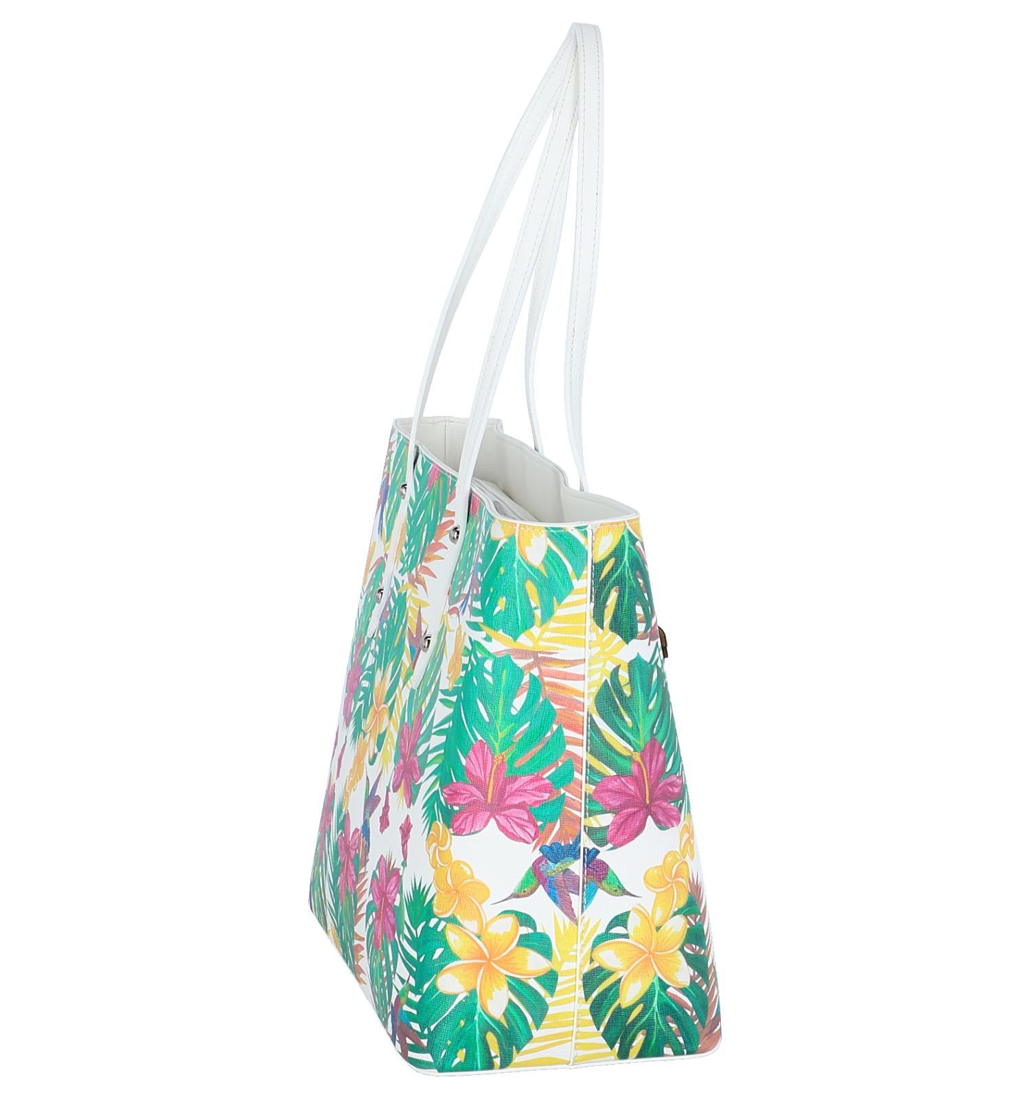 Tas Of Pearl Amalia Kisses Shopper Witte qMpzVSU