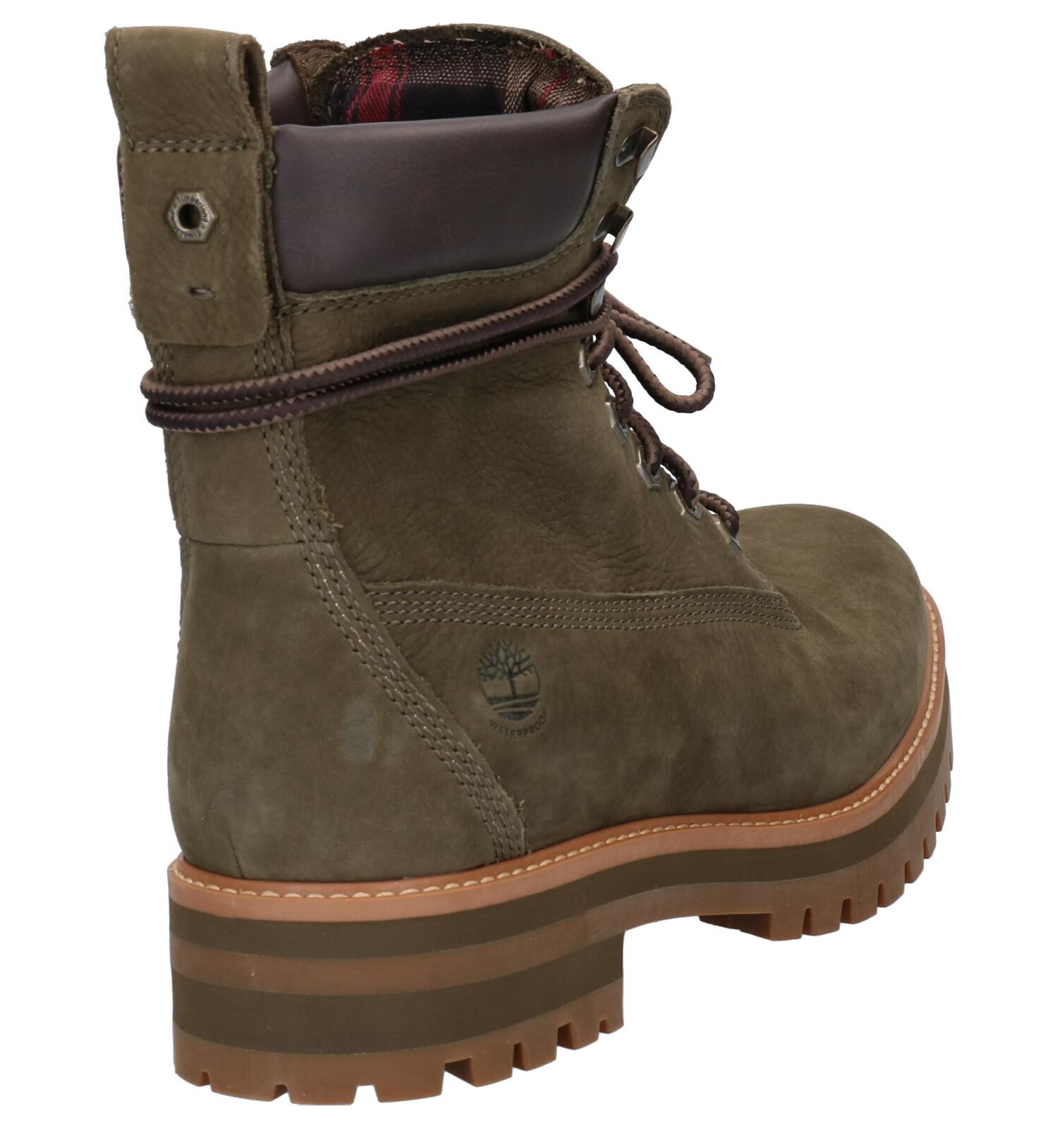 Courmayeur Courmayeur Kaki Timberland Boots Timberland Boots VqSUzGpLM