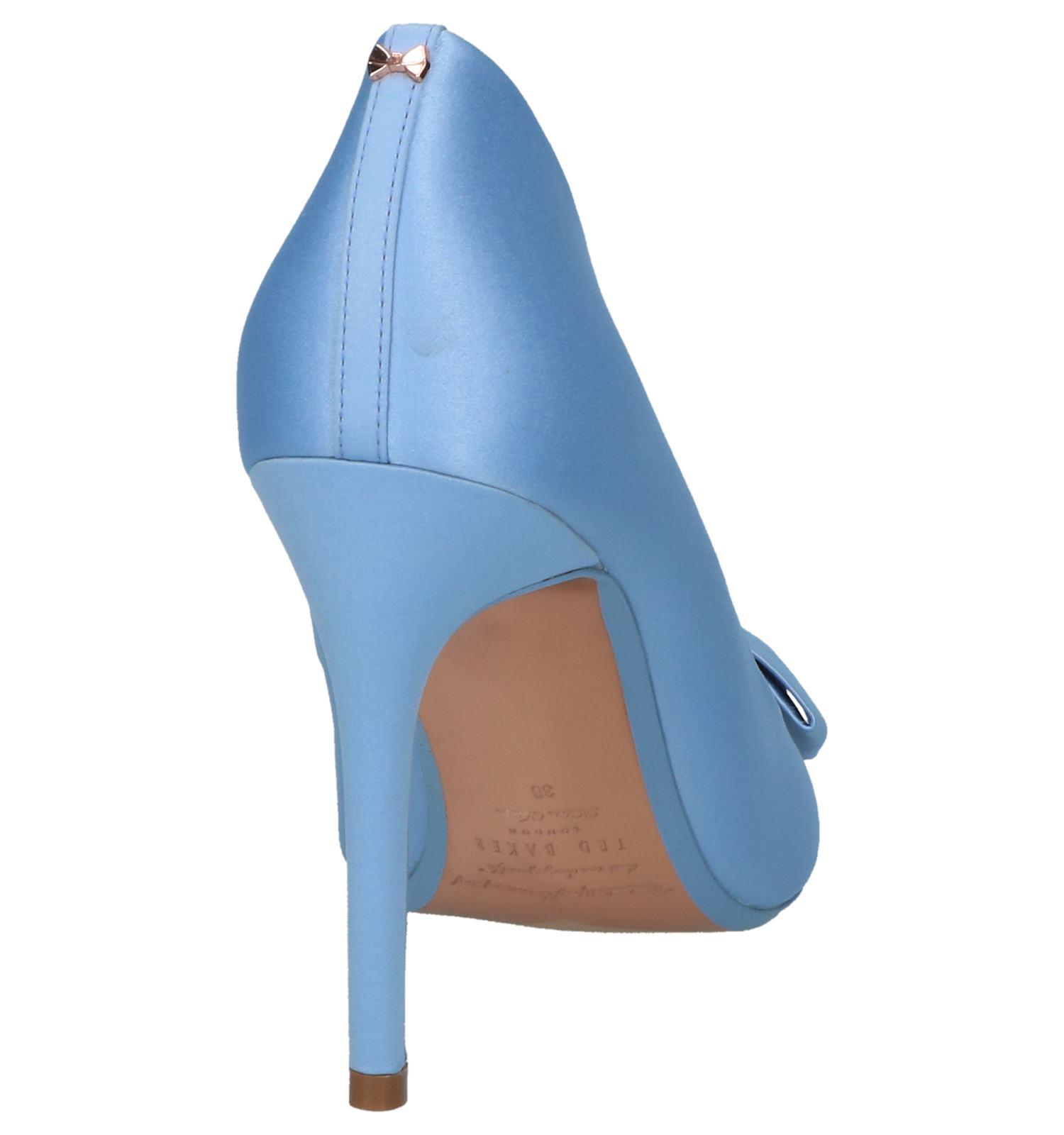 Pumps High 2 Heel Baker Ted Skalet Lichtblauwe gfb6y7
