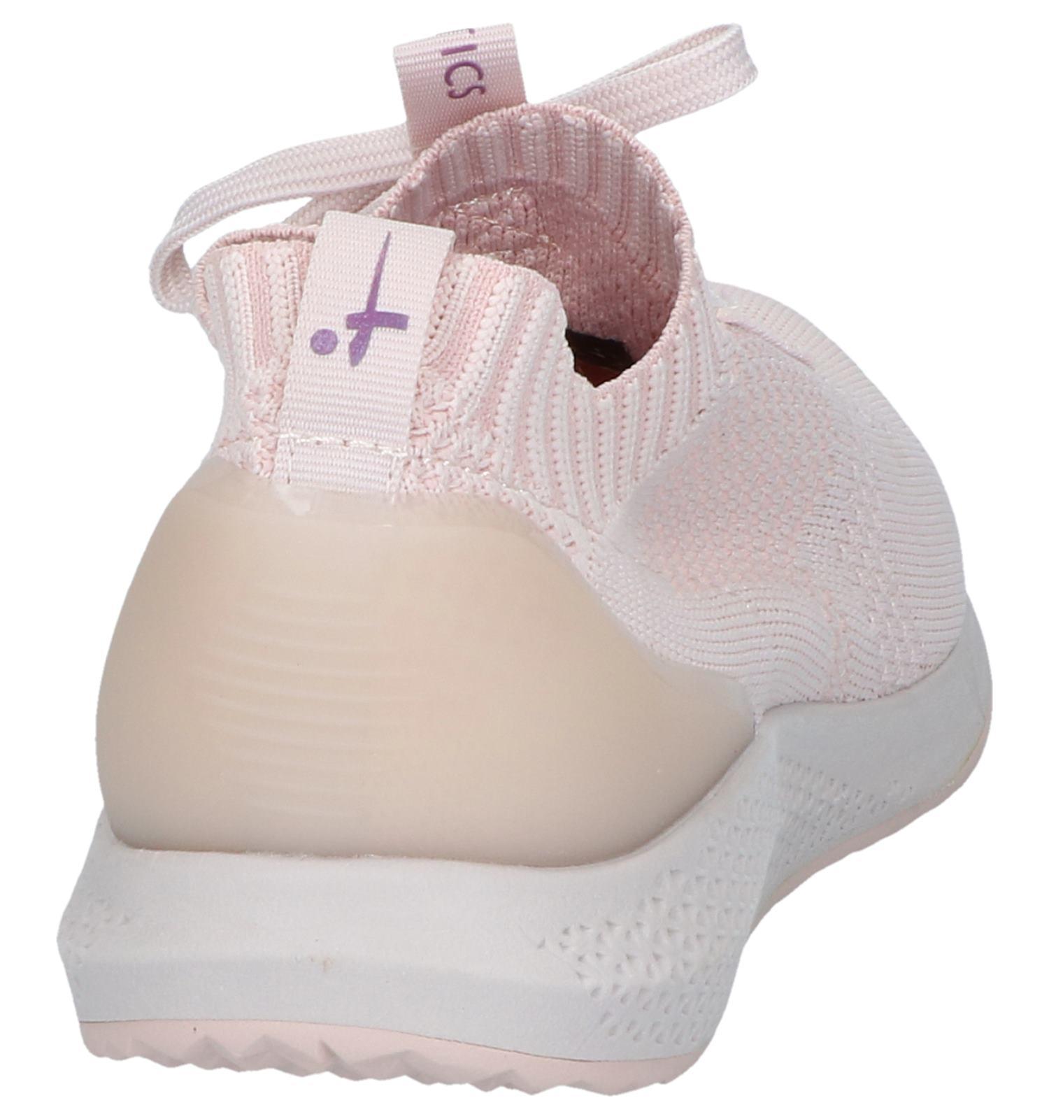Sneakers Tamaris Fashletics Roze Slip on LUqMpGSzV