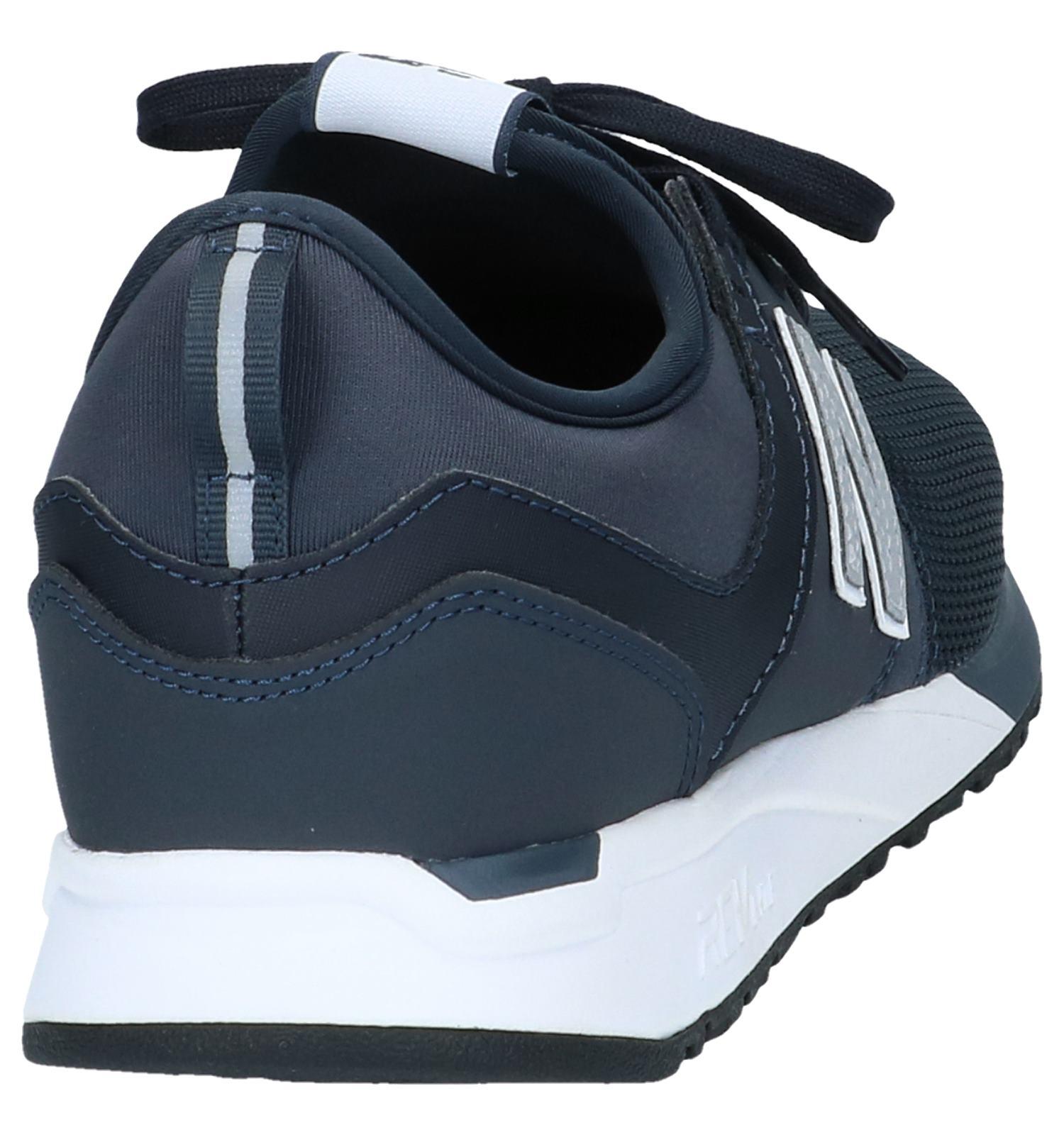Sneakers 247 Blauw Balance New Mrl wnk80POX