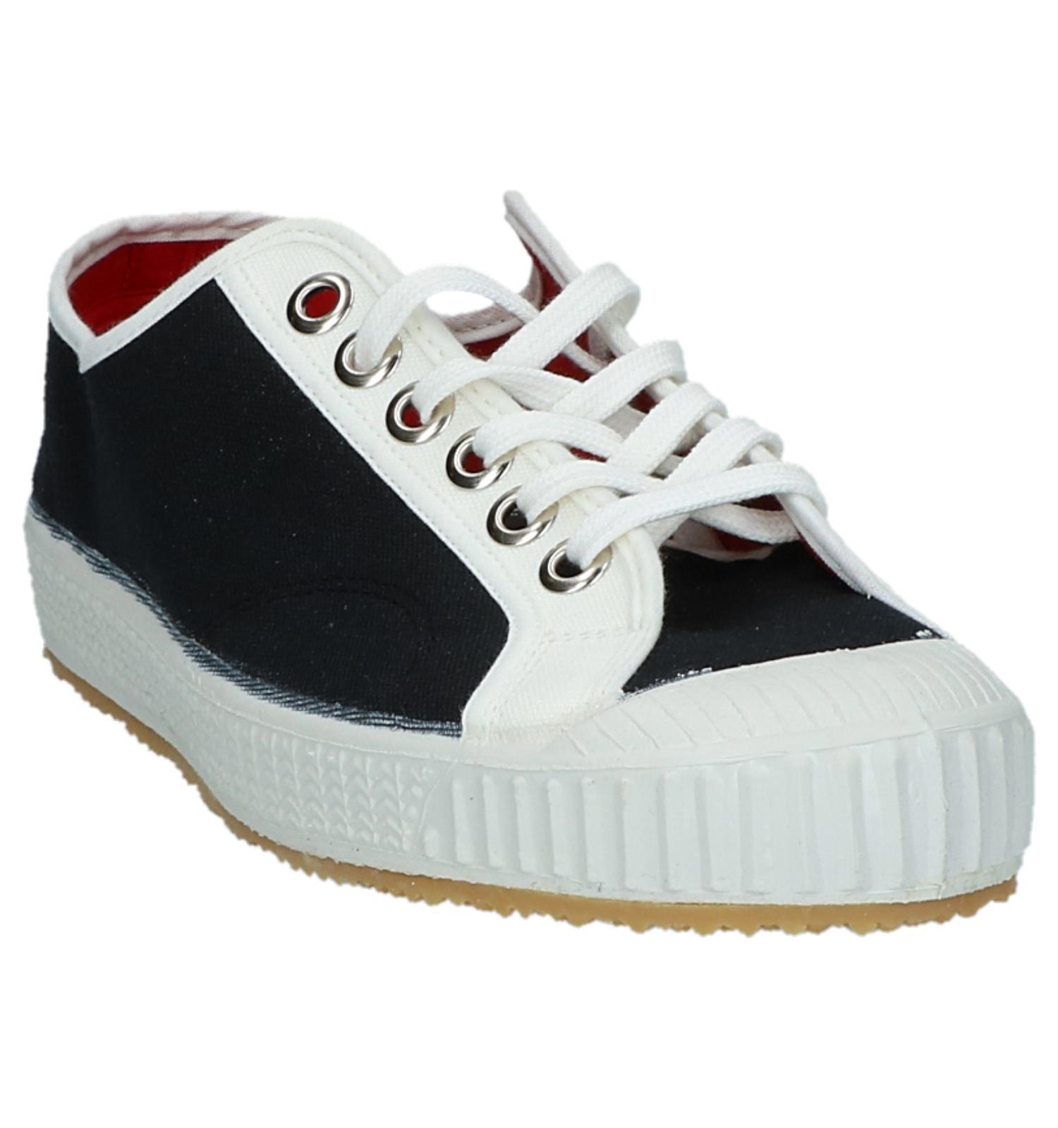 Lenin Zwarte Zwarte Zwarte Komrads Lage Lenin Lage Sneakers Sneakers Lage Komrads Komrads shtrQd