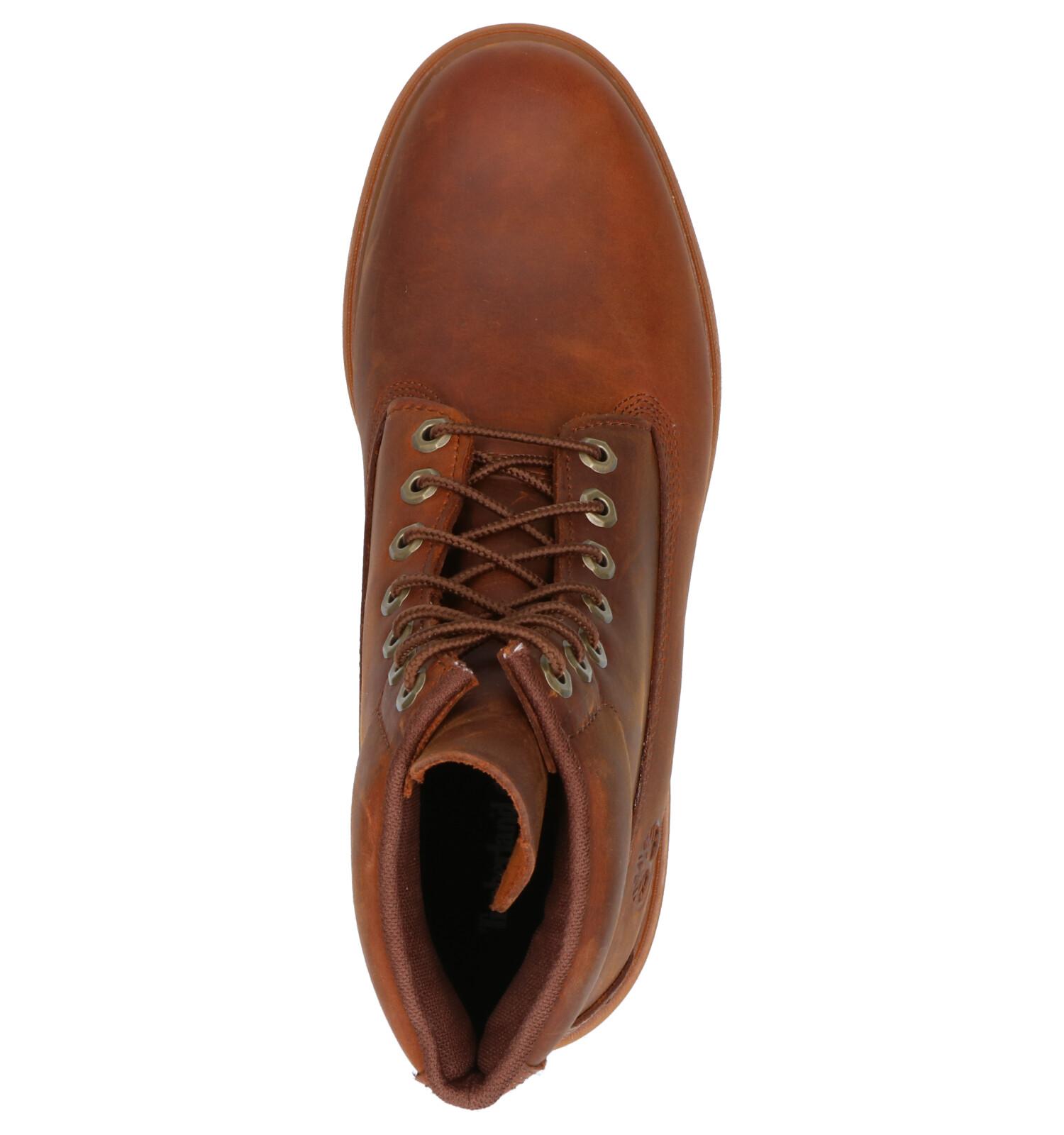 Timberland 6 Inch Basic Bruine Boots | SCHOENENTORFS.NL