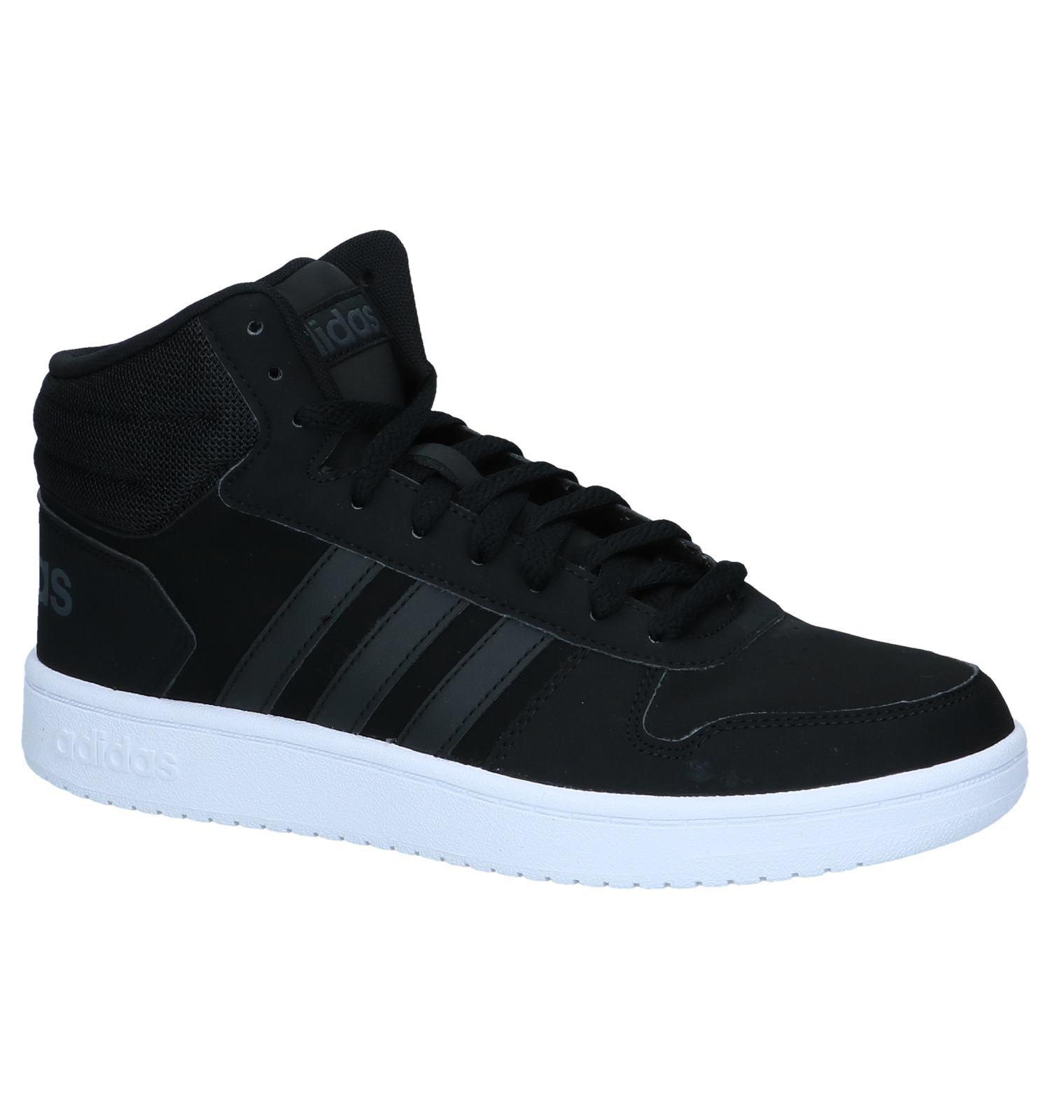 Hoge Sneakers adidas Hoops 2.0 Mid | SCHOENENTORFS.NL | Gratis verzend en retour