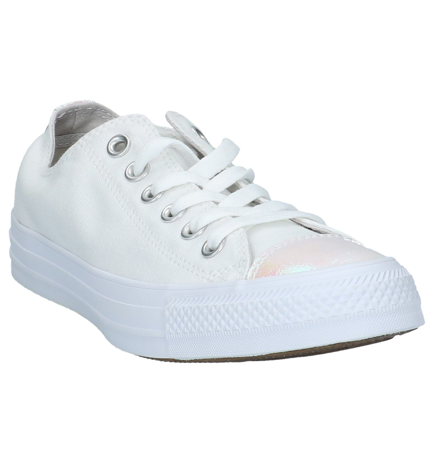 Star Witte Ox Lage Taylor Chuck Sneakers Converse All kiOPXZu