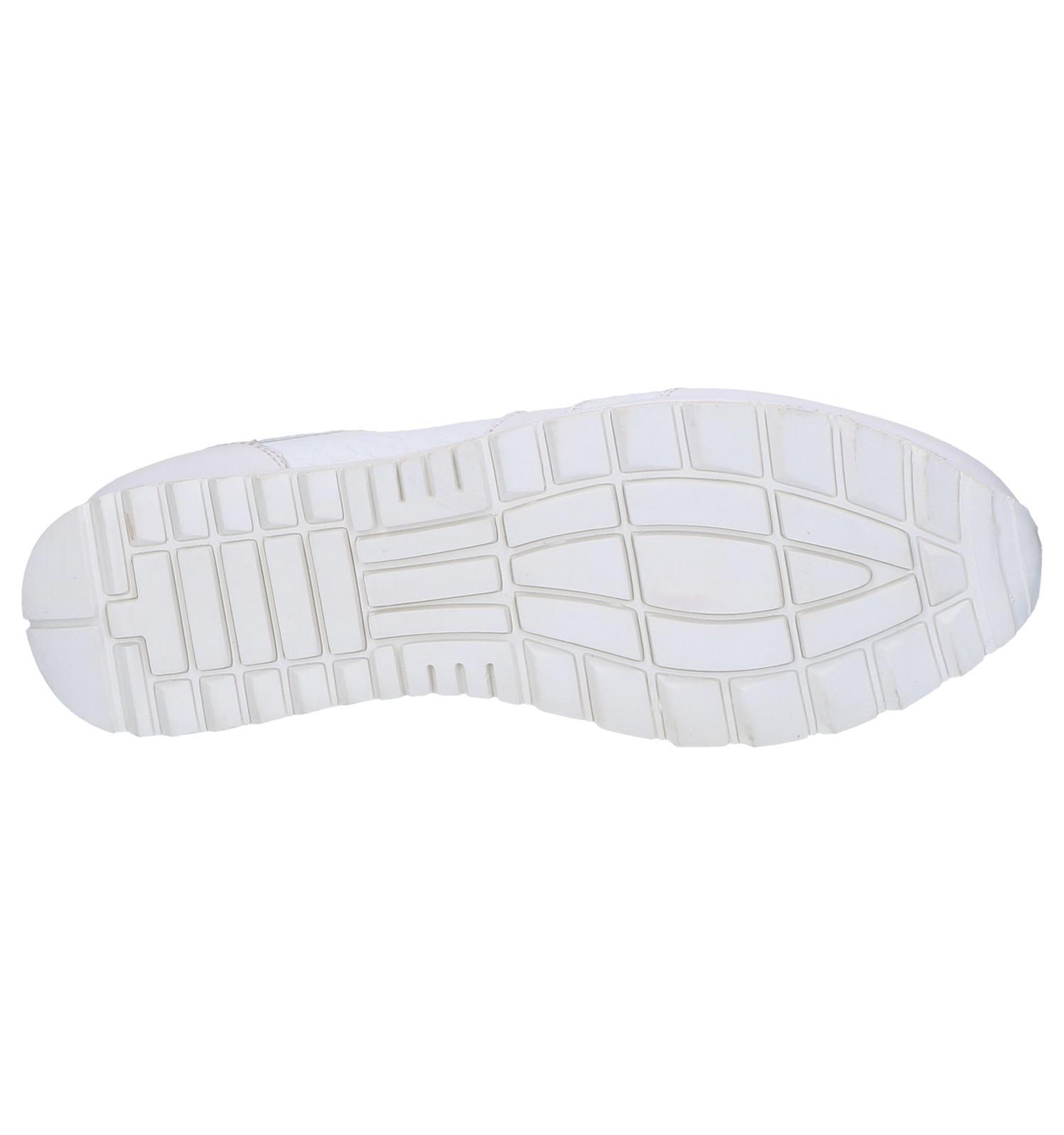 Witte Rits Schoenen Helioform Met veter 4L35AcRjq