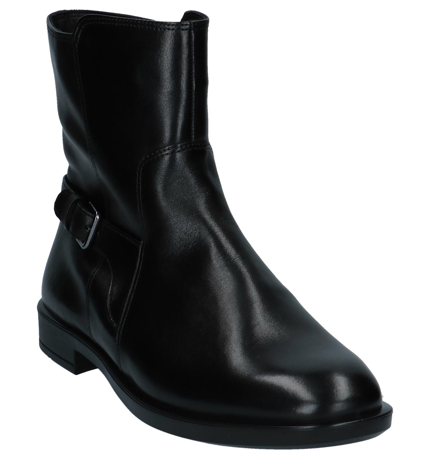 15 Ecco Boots M Shape Zwarte QhBtxdCsr
