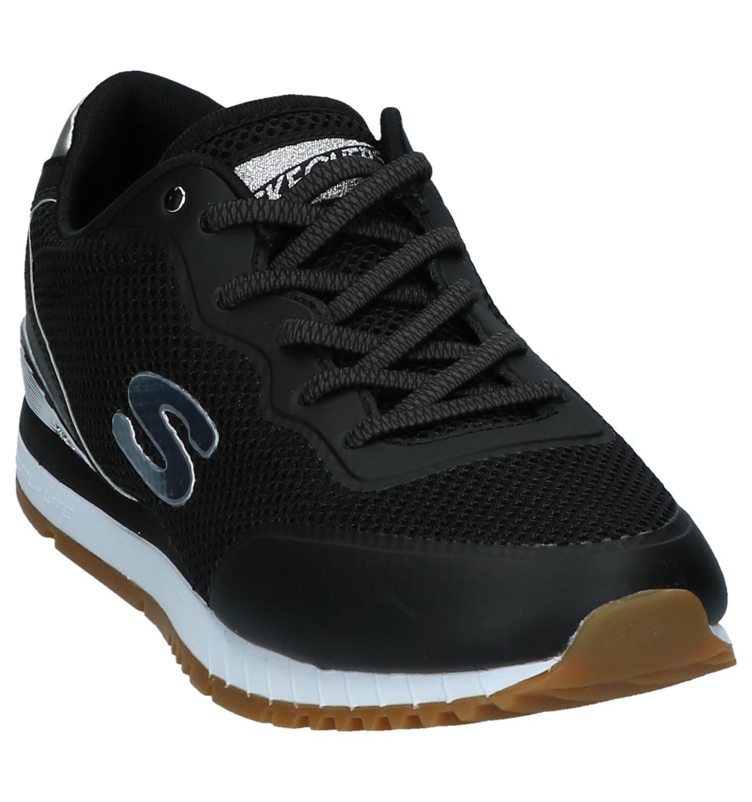 Sneakers Lage Skechers Zwarte Zwarte Lage Sneakers Skechers Zwarte DIWY9E2H